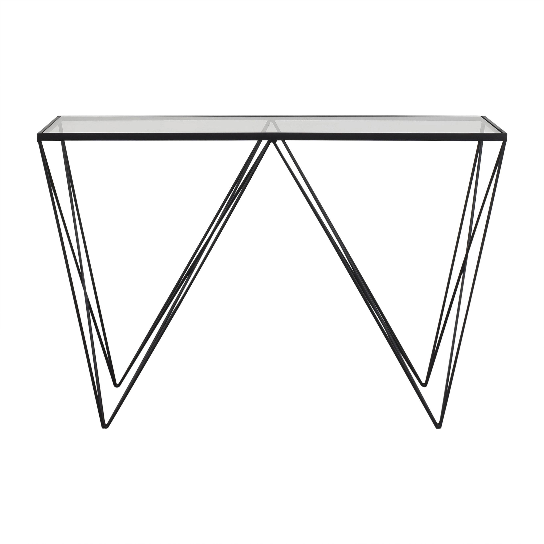 UMA Modern Console Table UMA