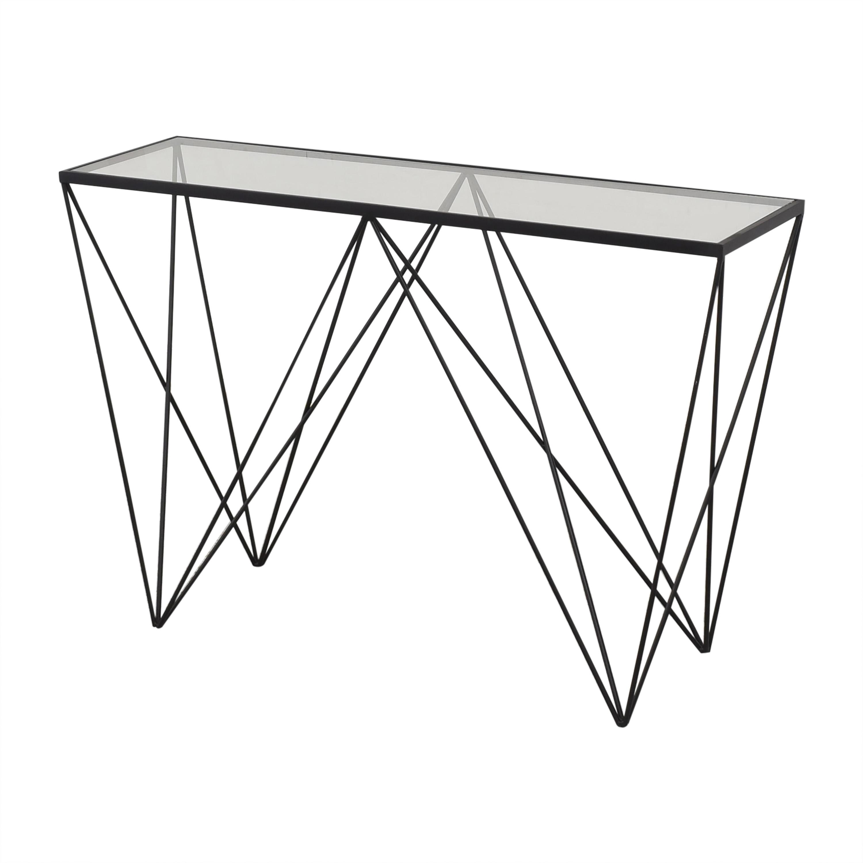 UMA UMA Modern Console Table dimensions