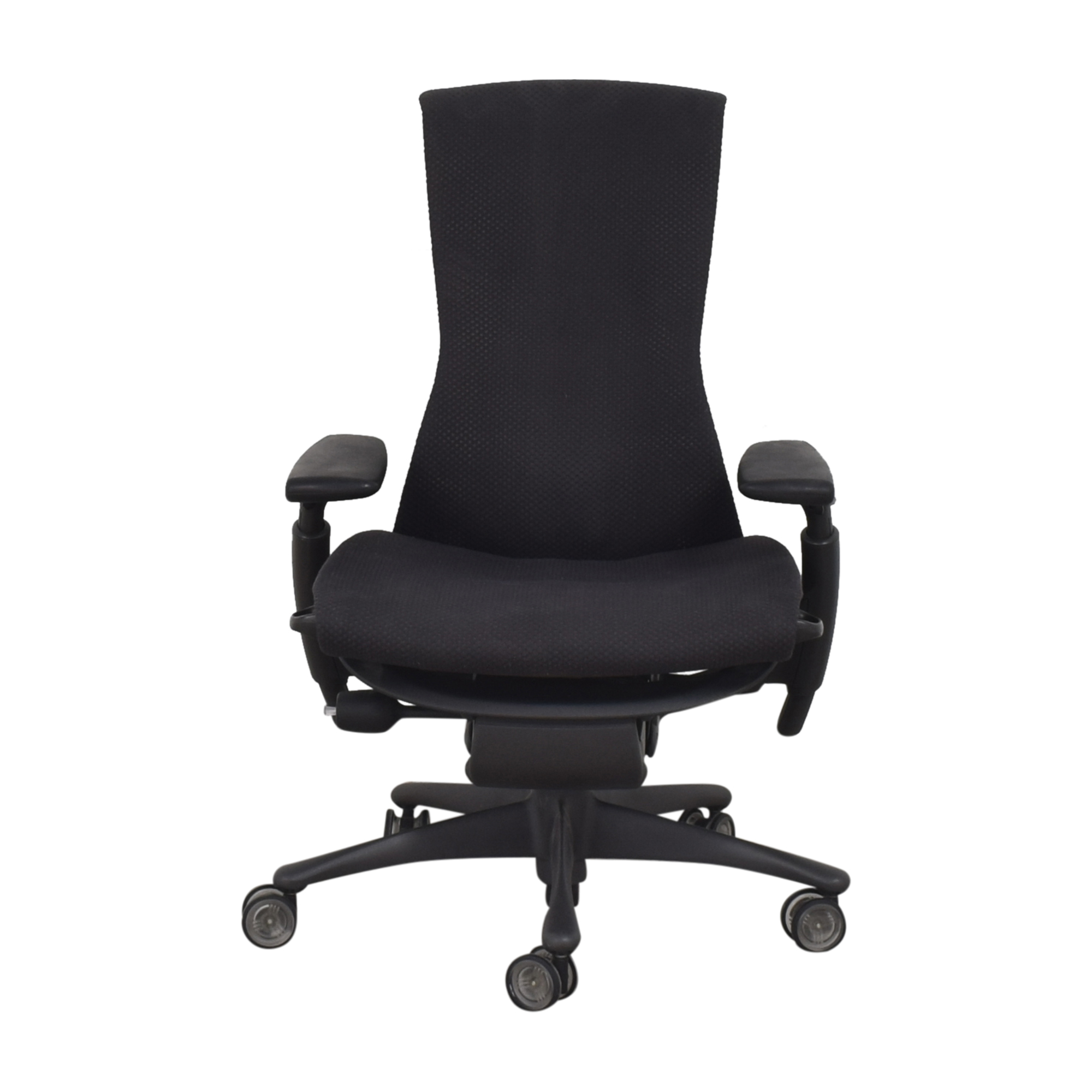 Herman Miller Herman Miller Embody Chair black and gray