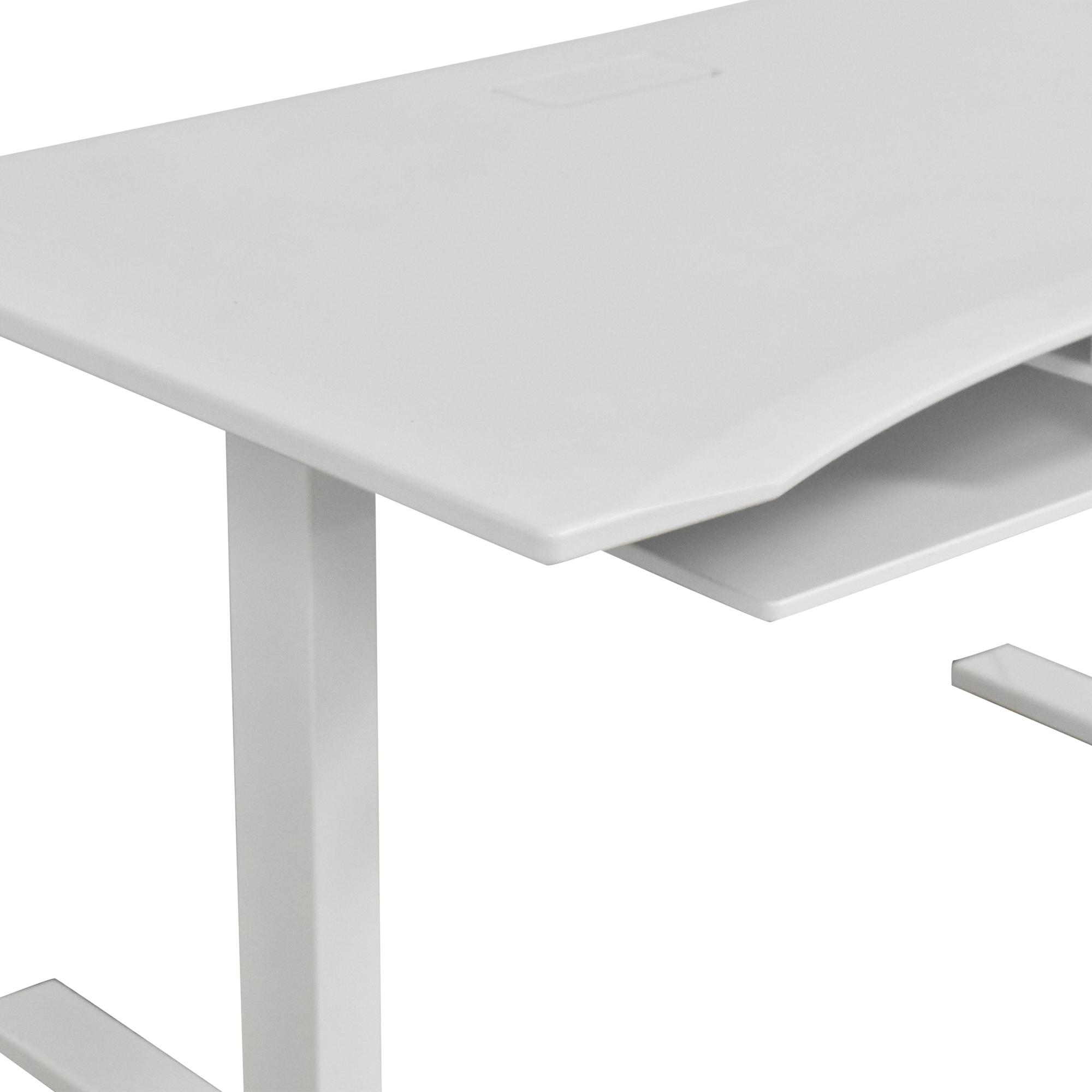 buy Evodesk Power Adjustable Standing Desk Evodesk Home Office Desks