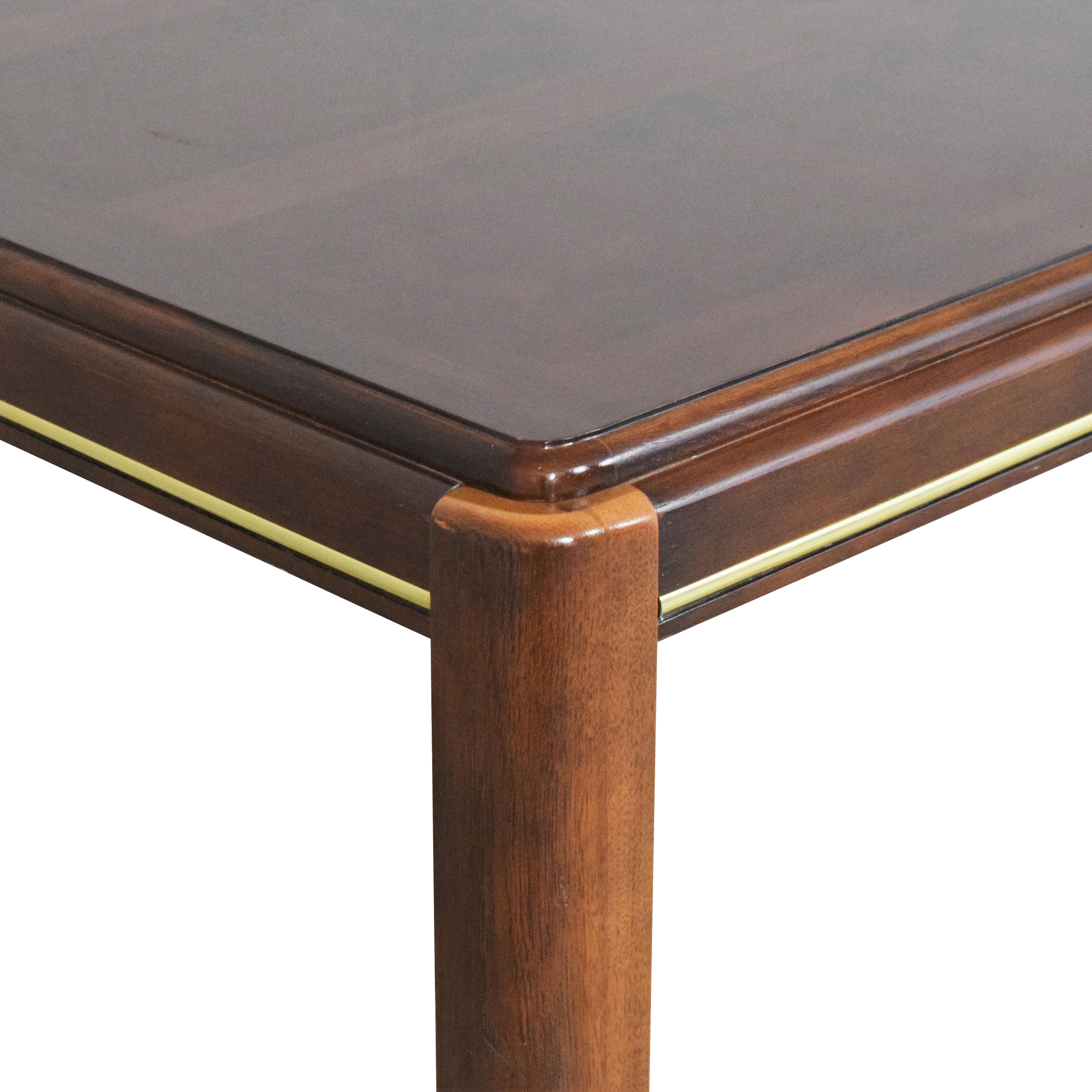 Thomasville Founders Collection Dining Table / Tables