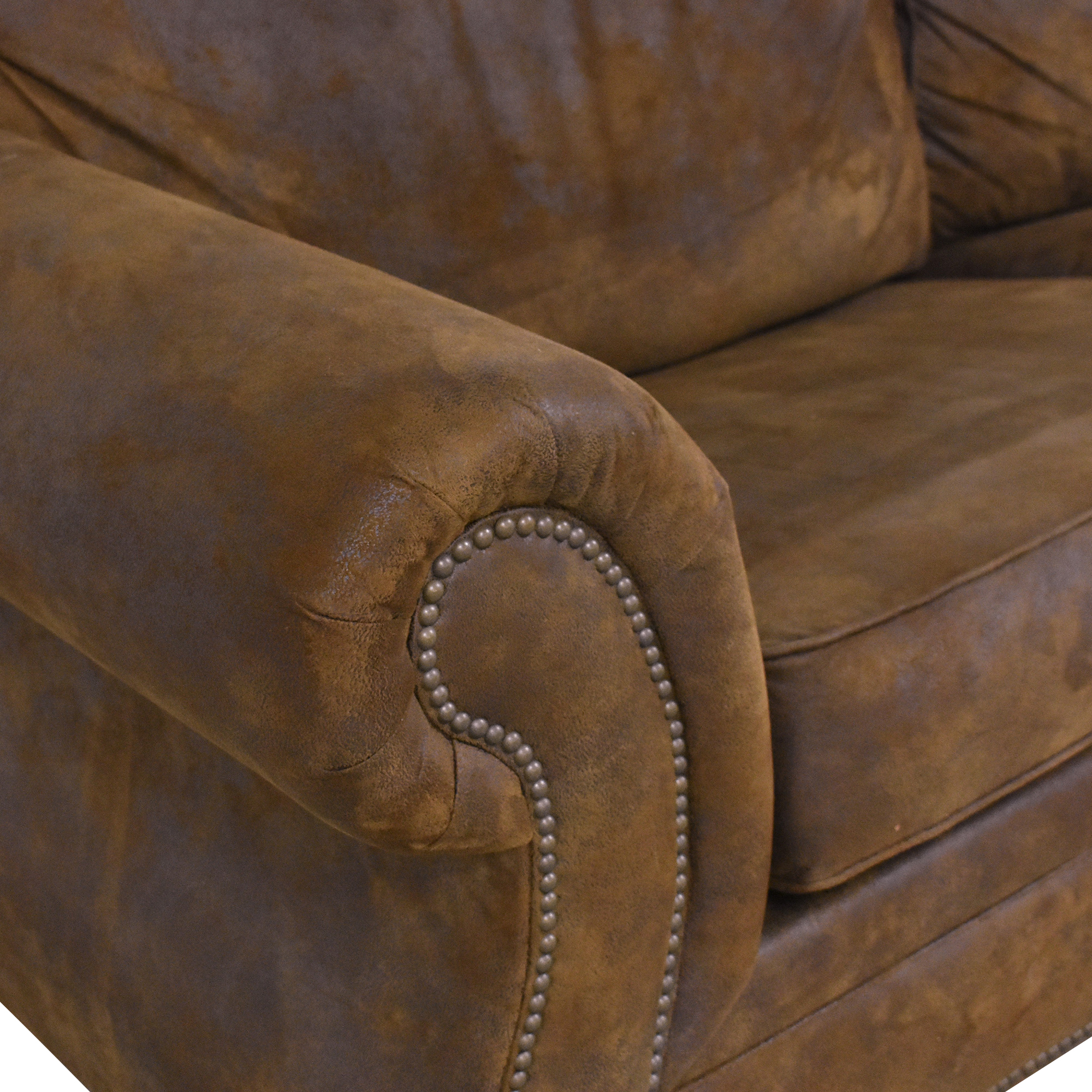Raymour & Flanigan Raymour & Flanigan Canyon Ridge Sleeper Sofa