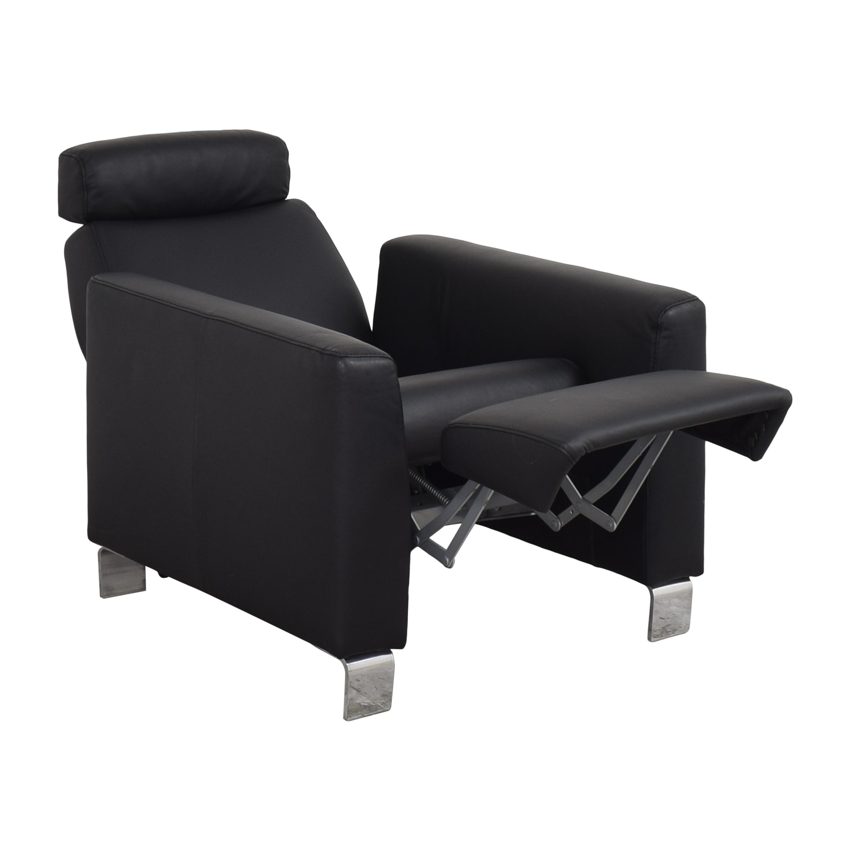 Modern Reclining Armchair nj