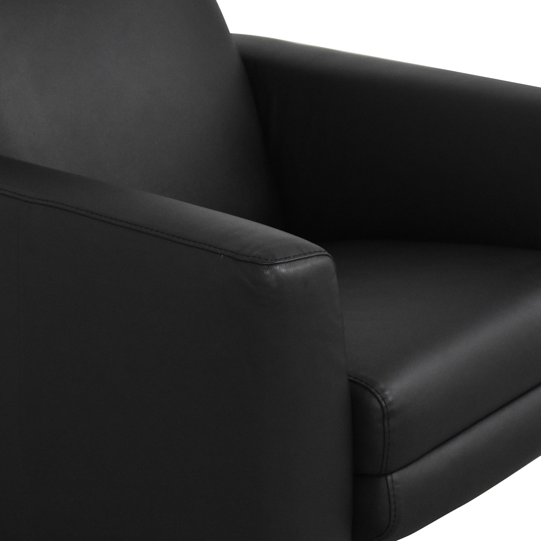 Modern Reclining Armchair