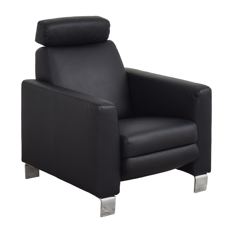 Modern Reclining Armchair used