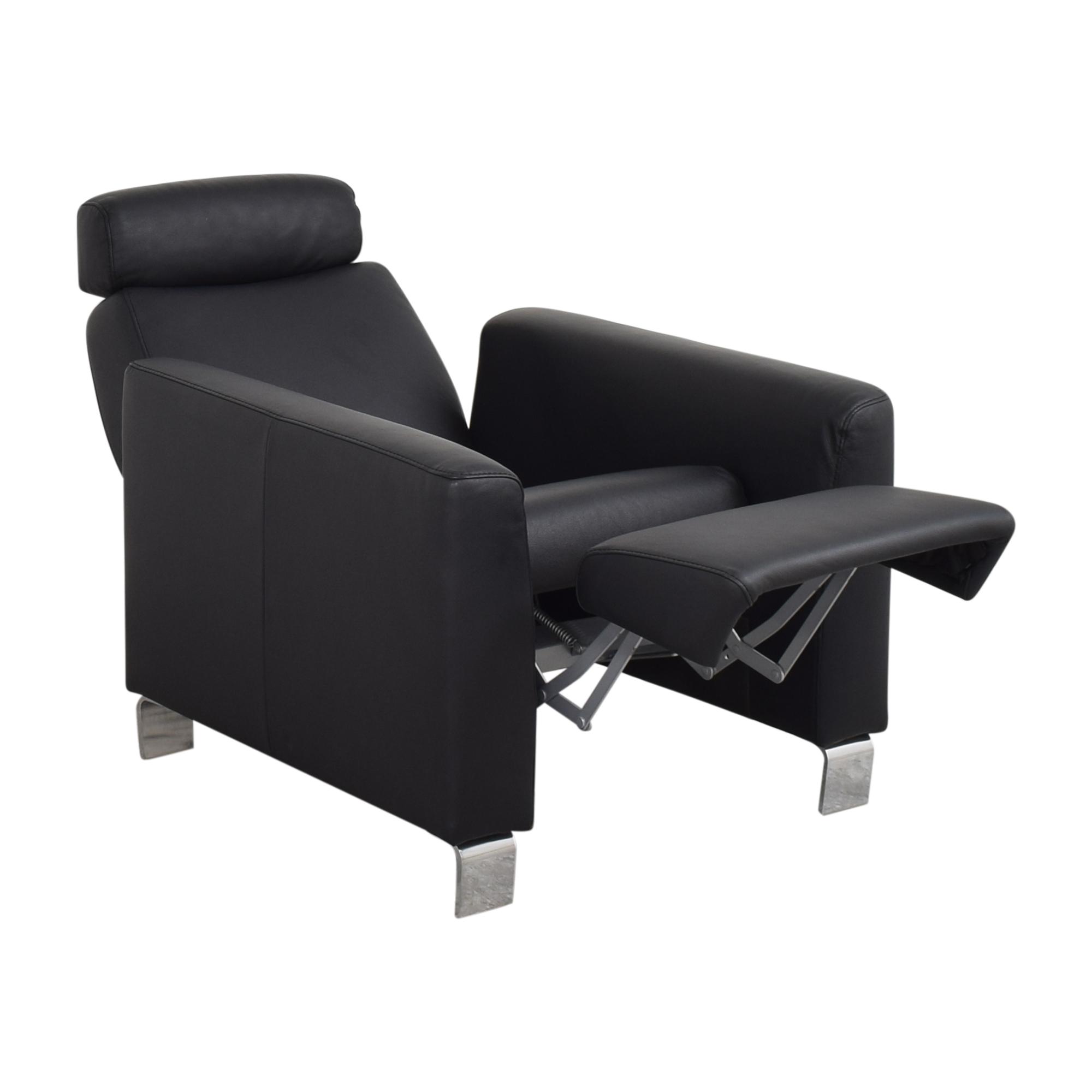Modern Reclining Armchair second hand