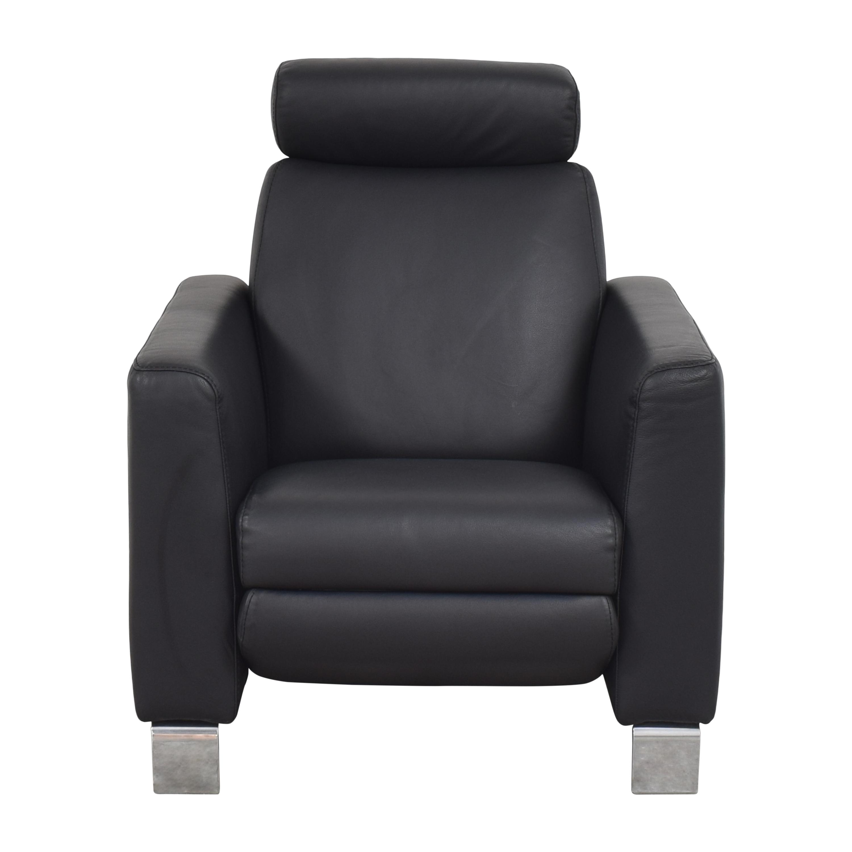 Modern Reclining Armchair dimensions