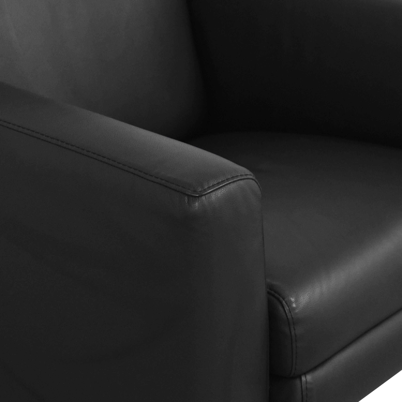 Modern Reclining Armchair ma