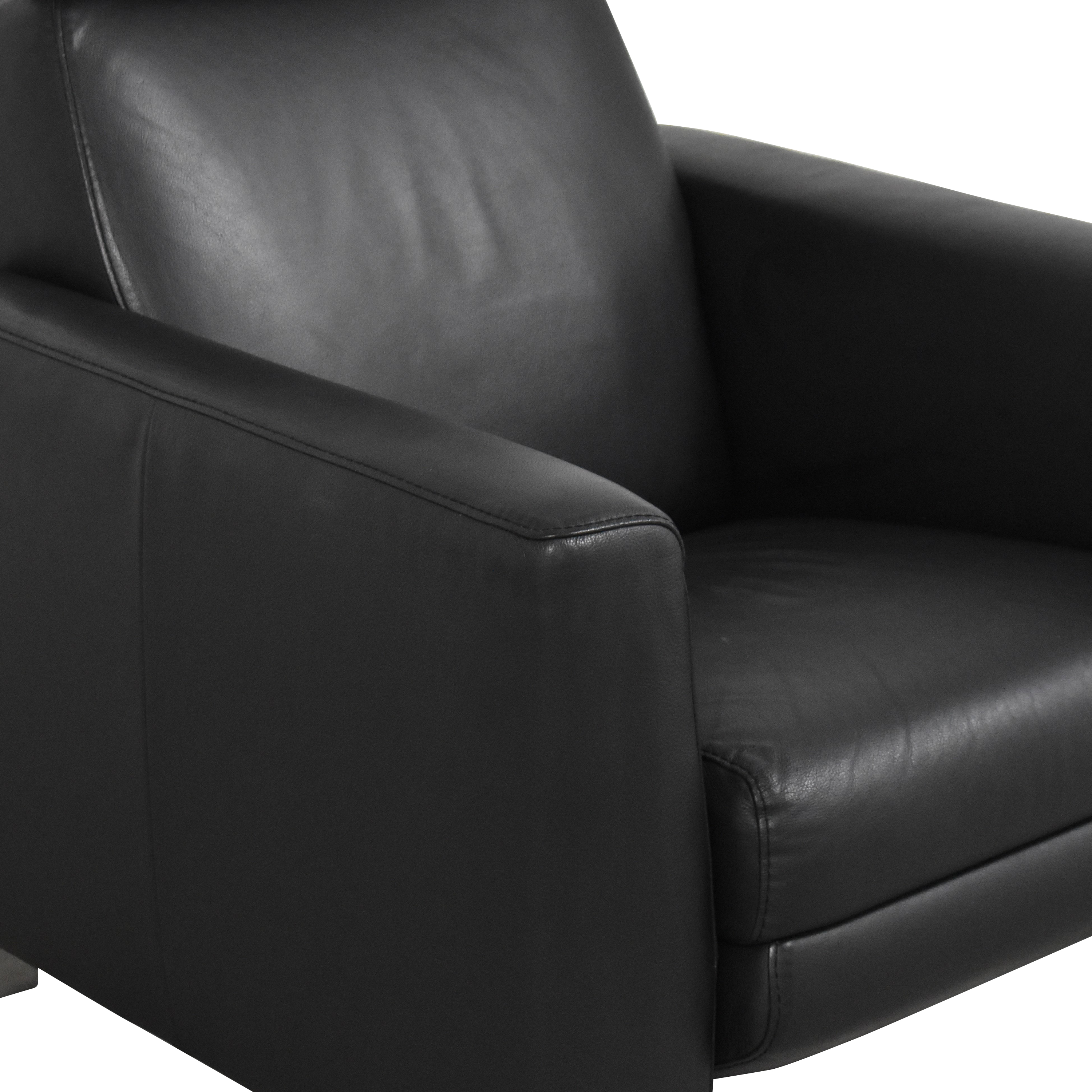 Modern Reclining Armchair coupon