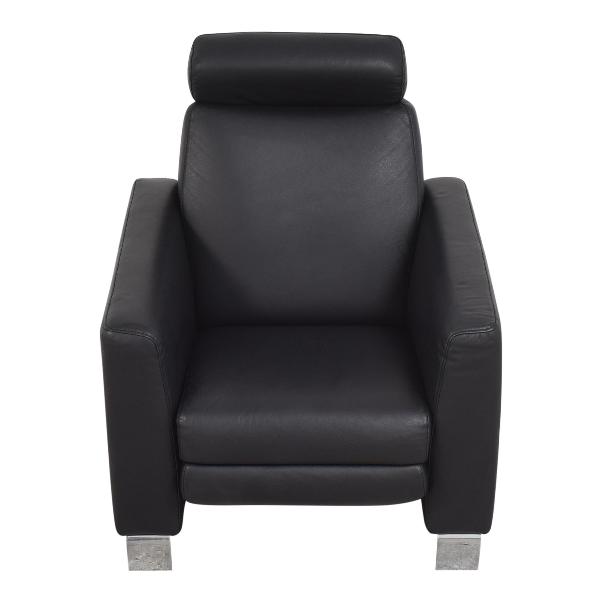Modern Reclining Armchair on sale