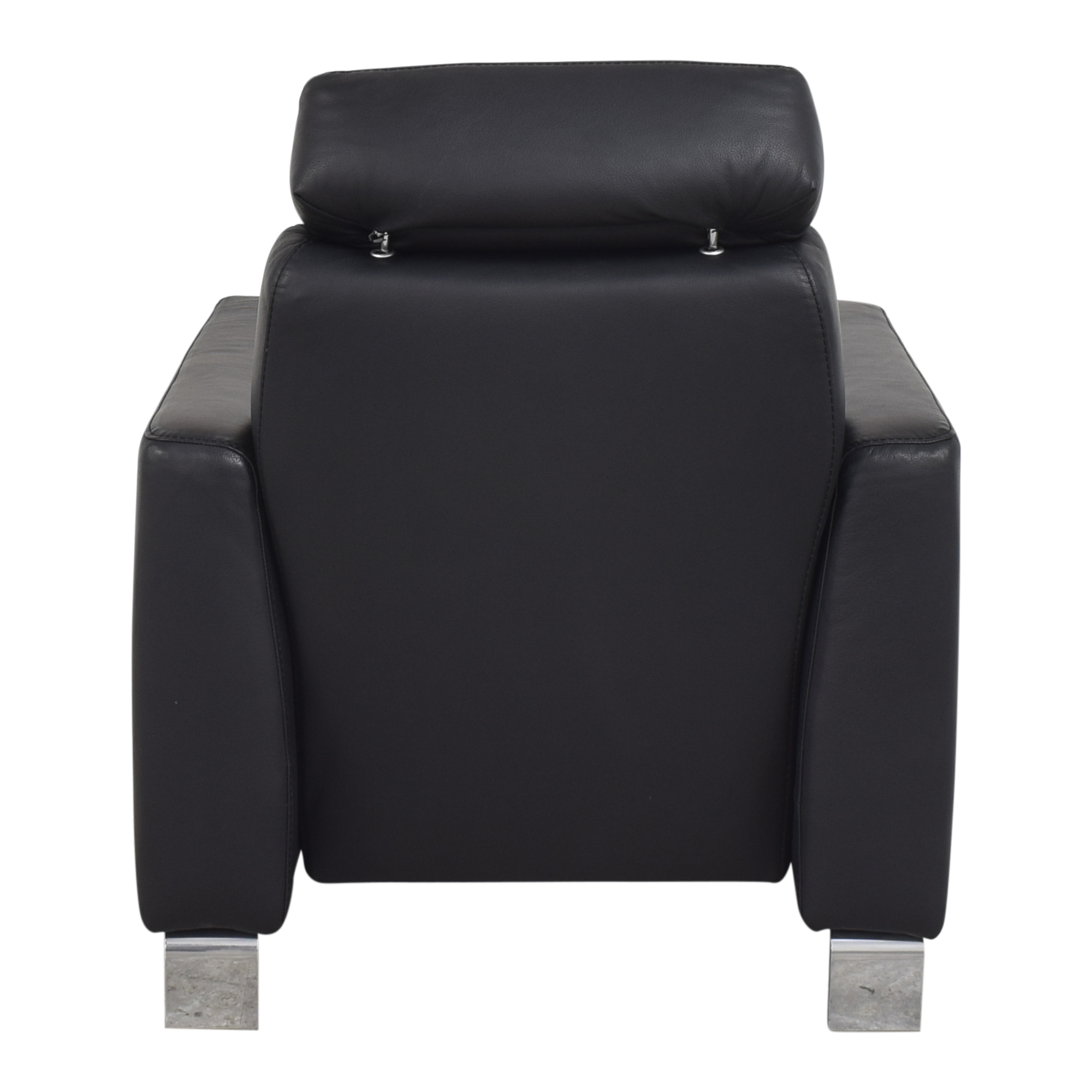 Modern Reclining Armchair for sale
