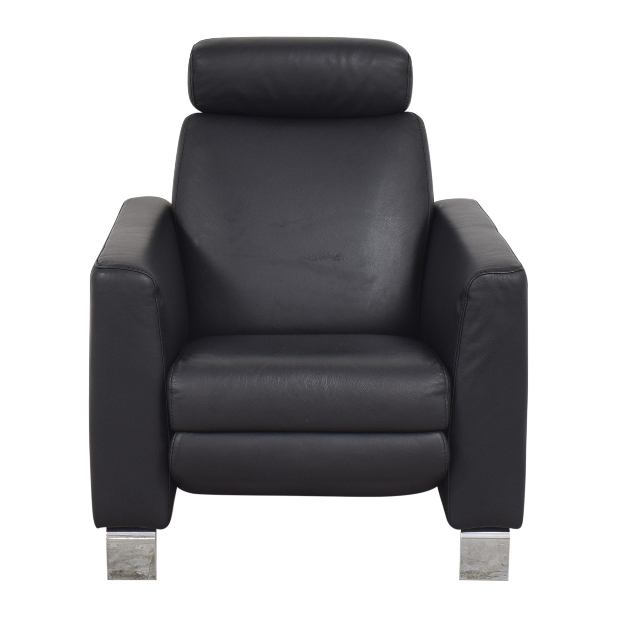 Modern Reclining Armchair used