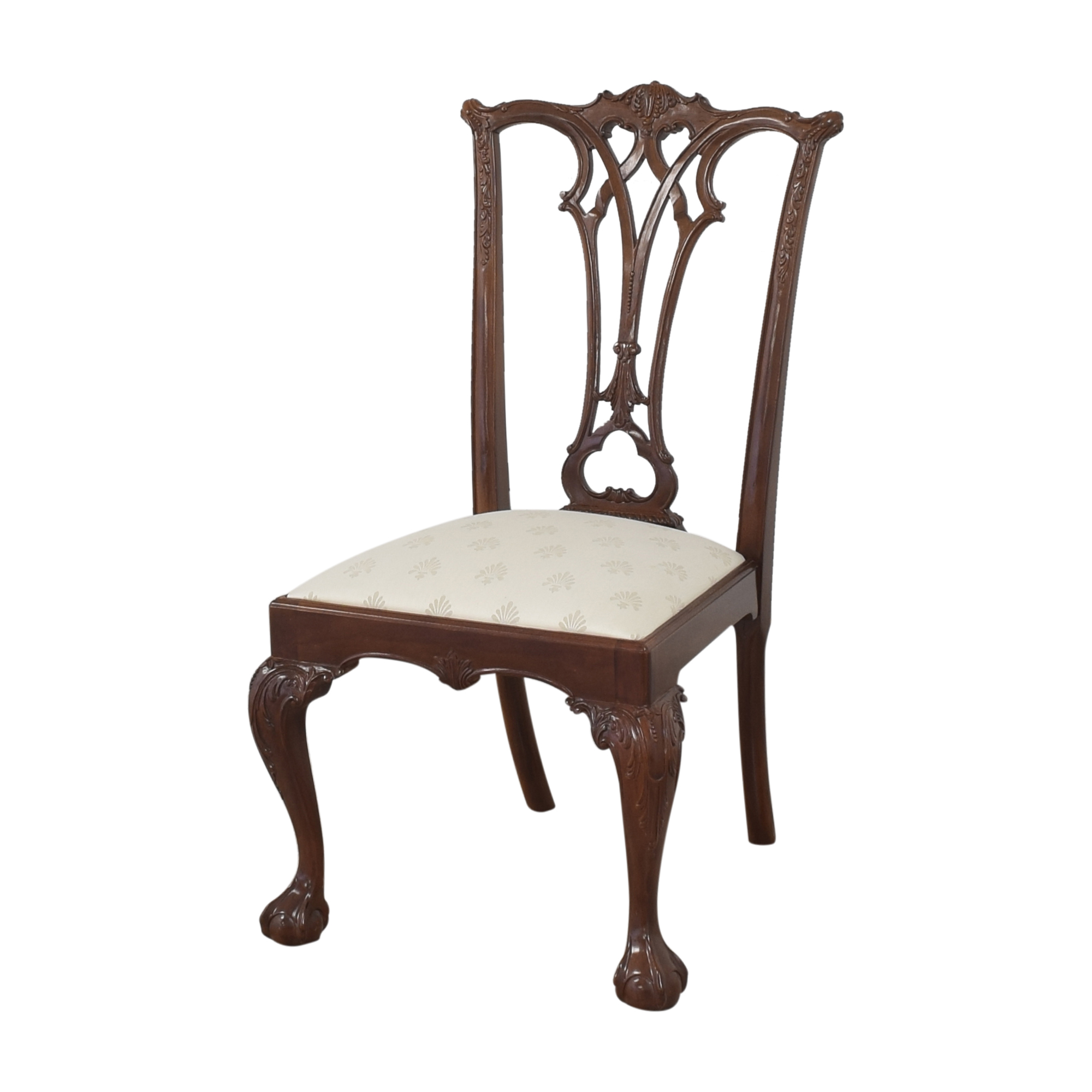 American Drew Chippendale Dining Chairs American Drew