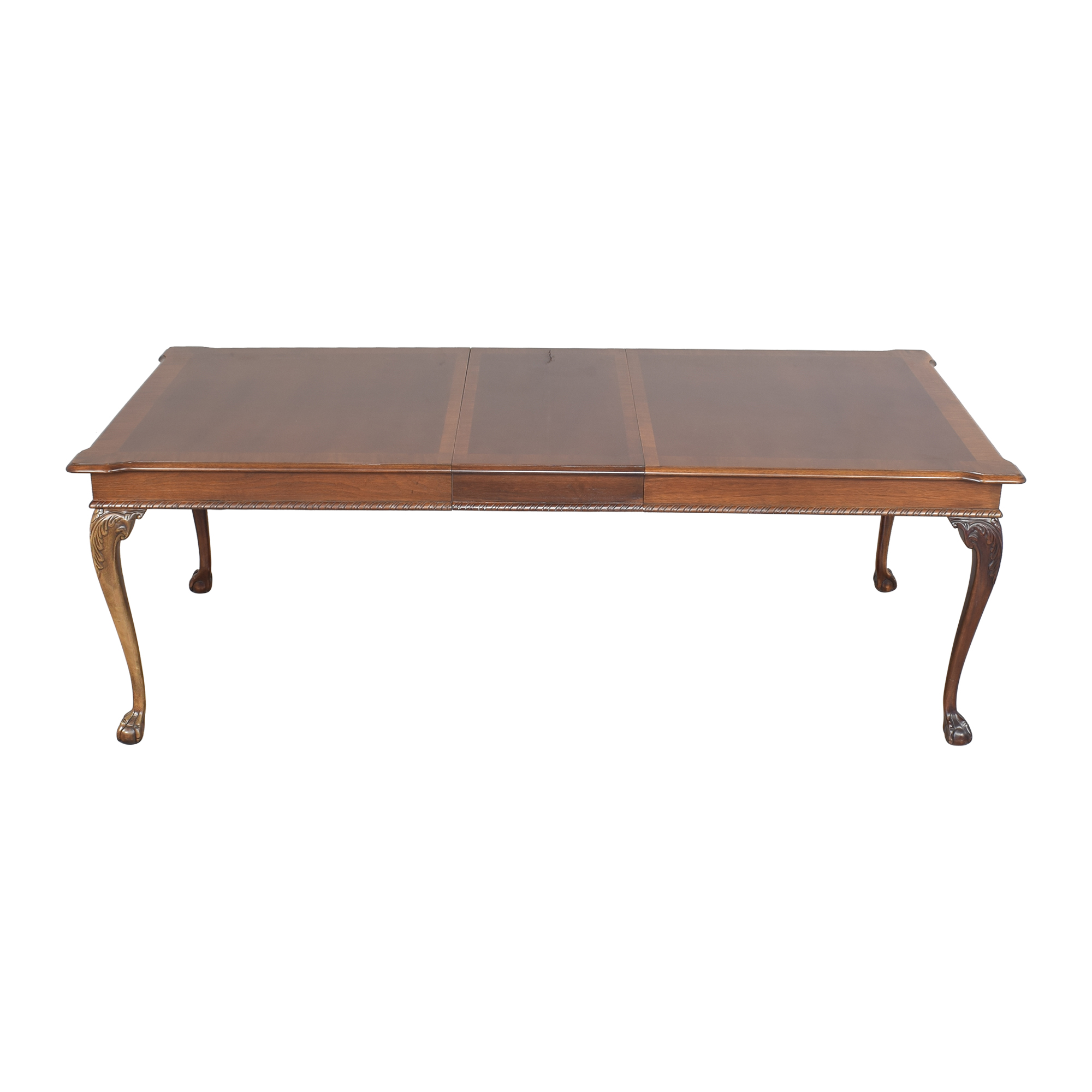 American Drew American Drew Carved Extendable Dining Table coupon
