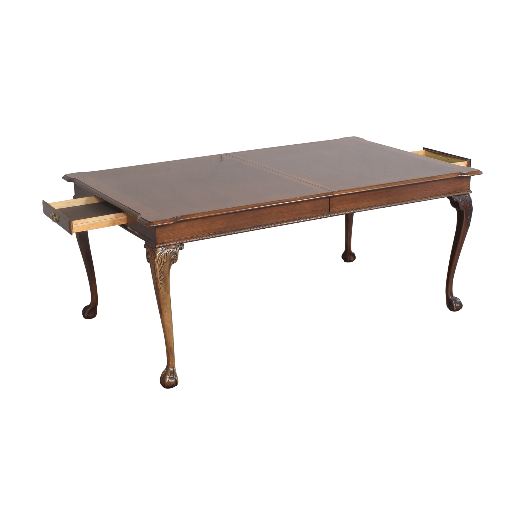 buy American Drew American Drew Carved Extendable Dining Table online