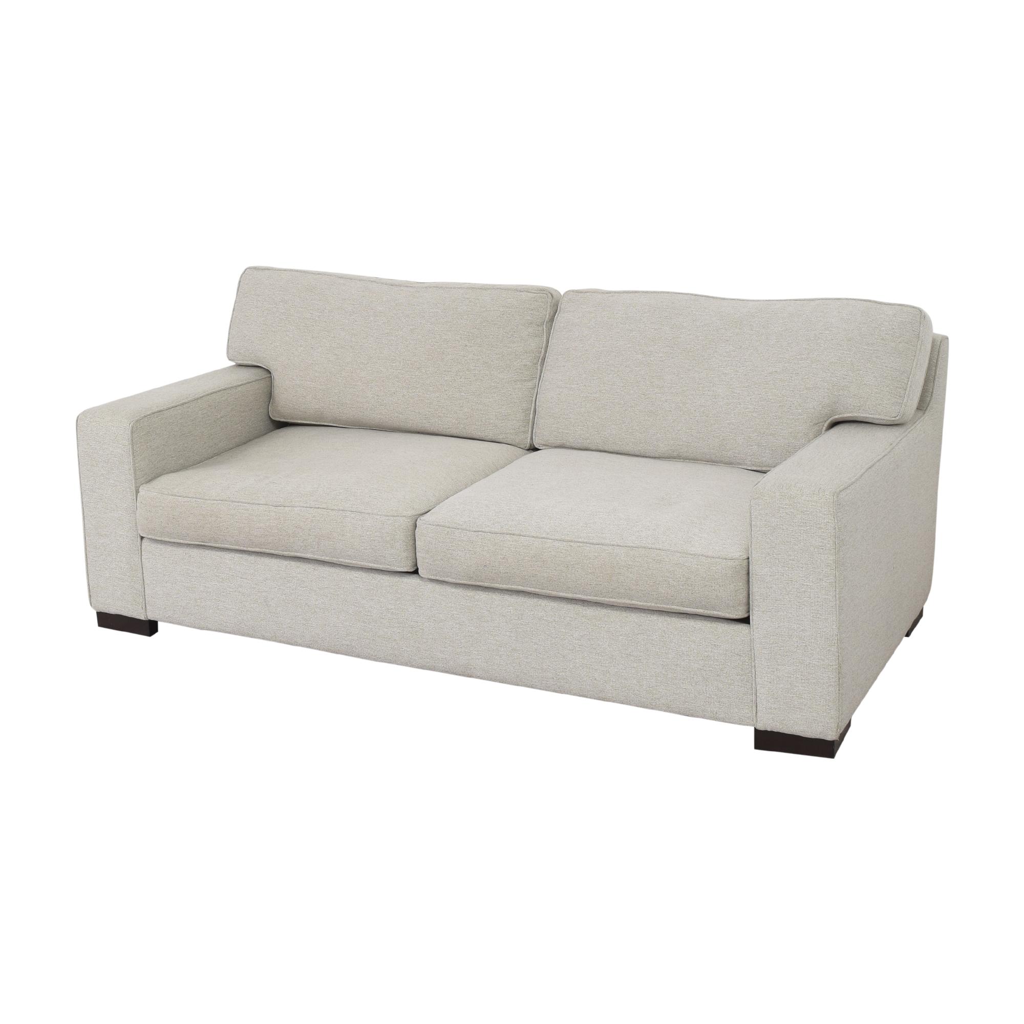 shop Max Home Wellesley Two Cushion Sofa Max Home