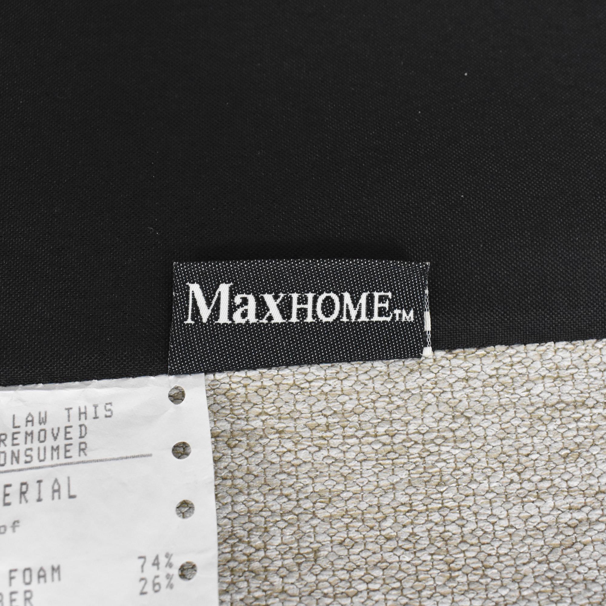 Max Home Wellesley Two Cushion Sofa / Sofas