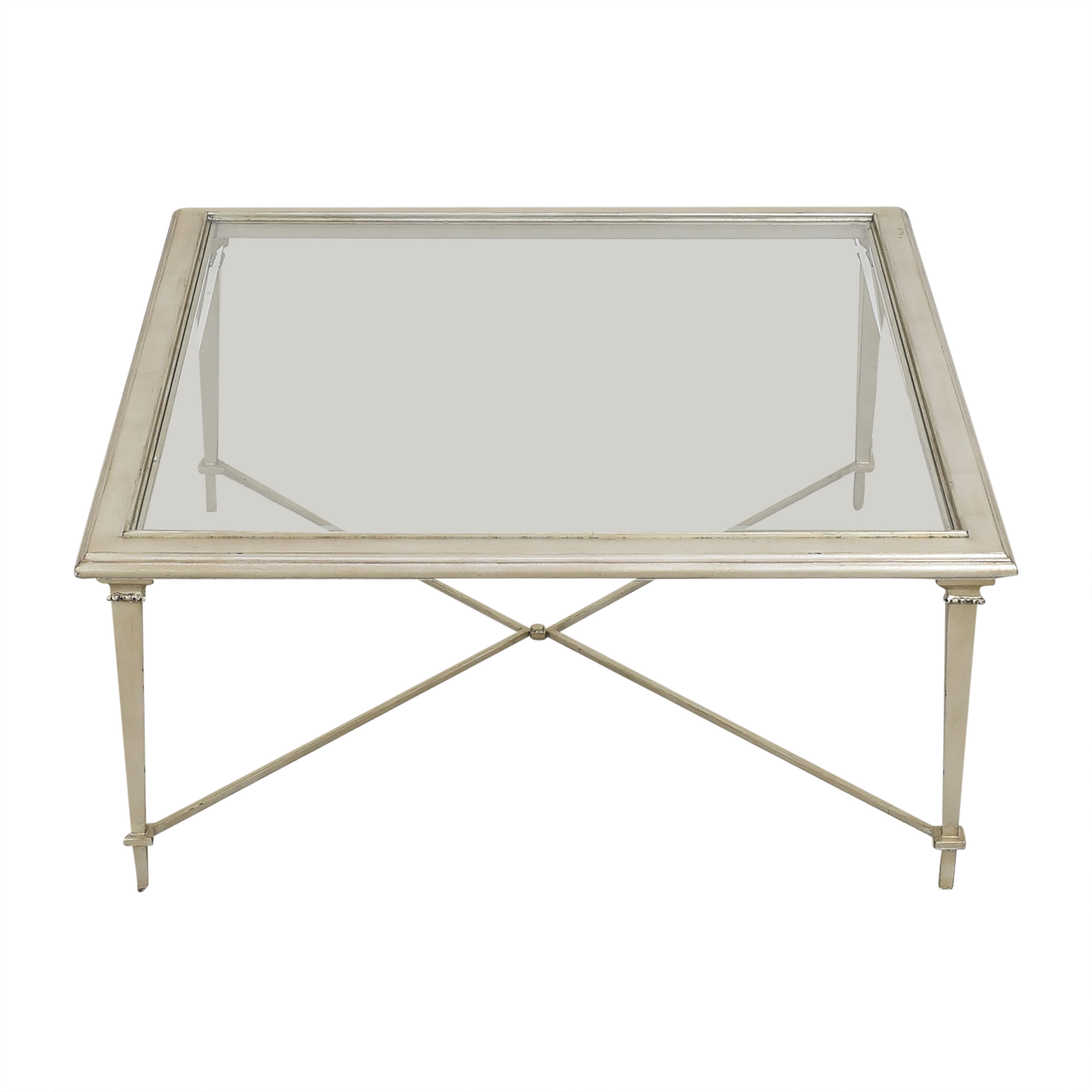 shop Scully & Scully Bristol Square Coffee Table Scully & Scully Coffee Tables
