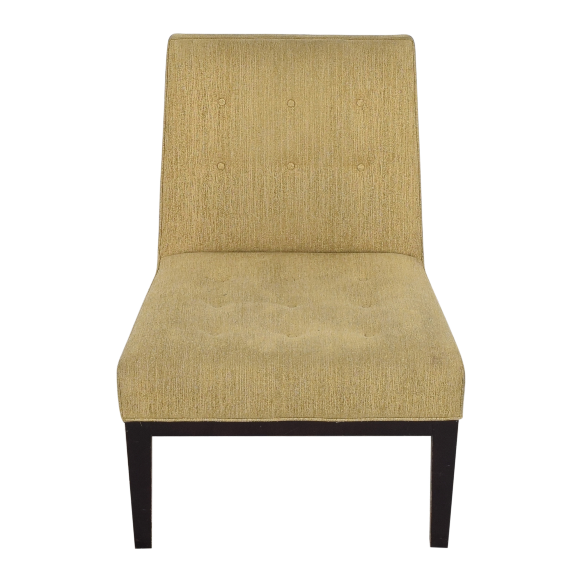Room & Board Room & Board Tufted Slipper Chair on sale