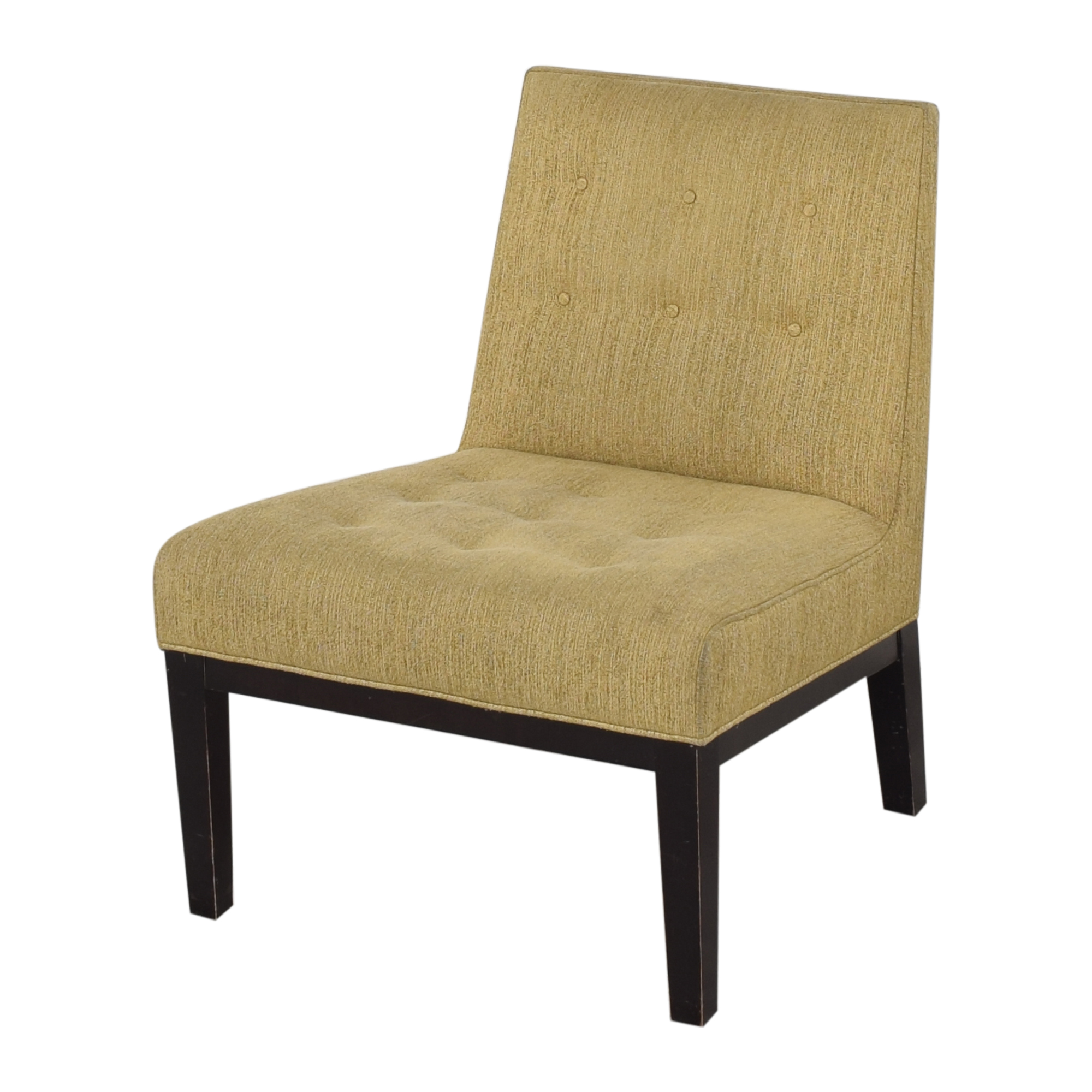Room & Board Room & Board Tufted Slipper Chair discount