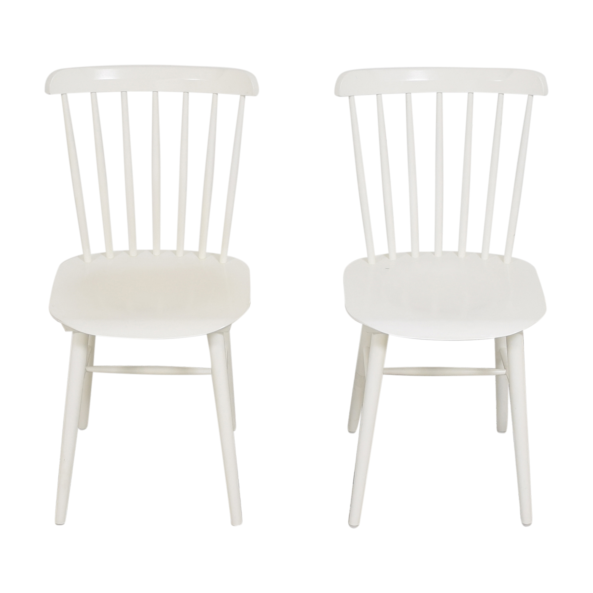 Design Within Reach Design Within Reach Salt Side Chairs Chairs
