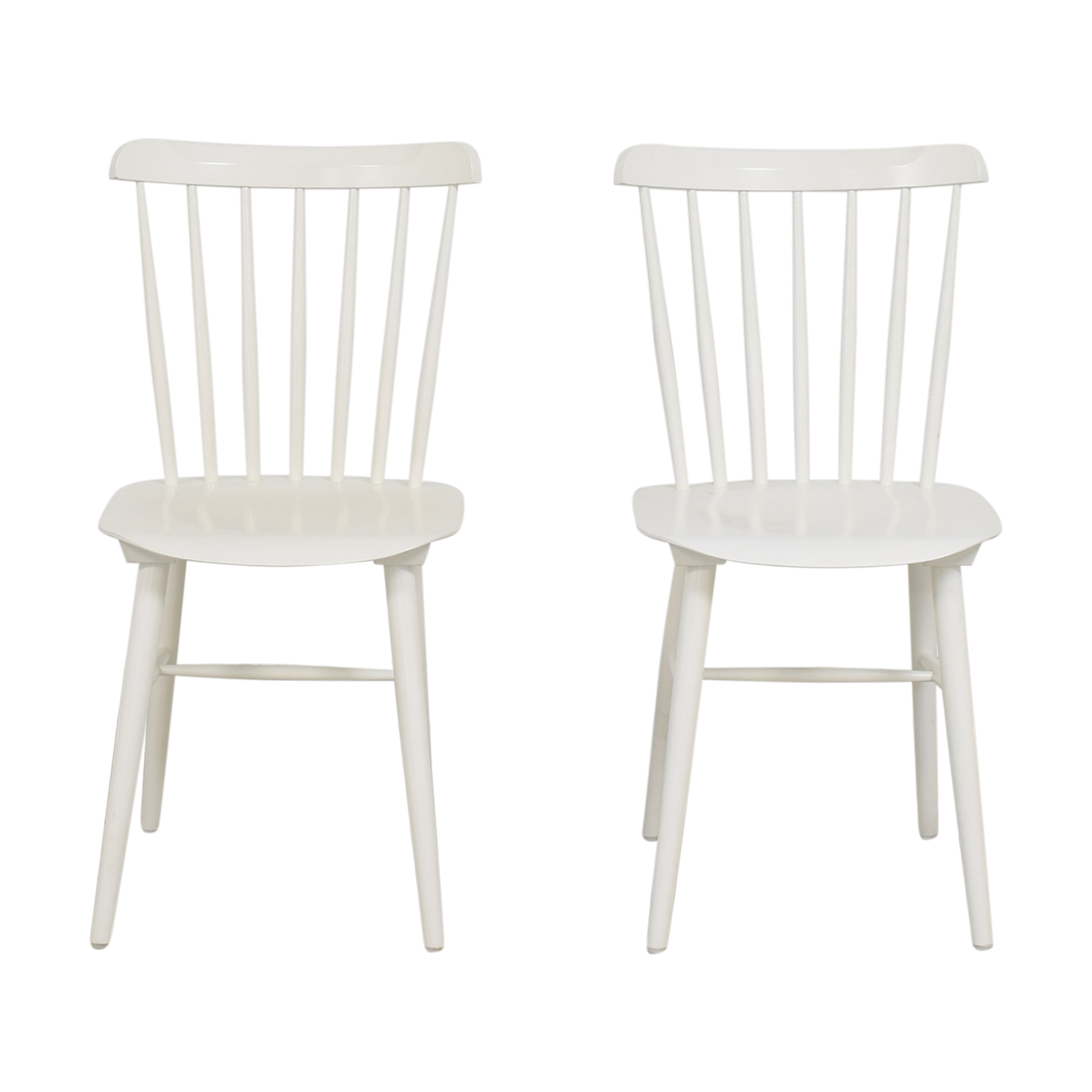 Design Within Reach Design Within Reach Salt Side Chairs ma