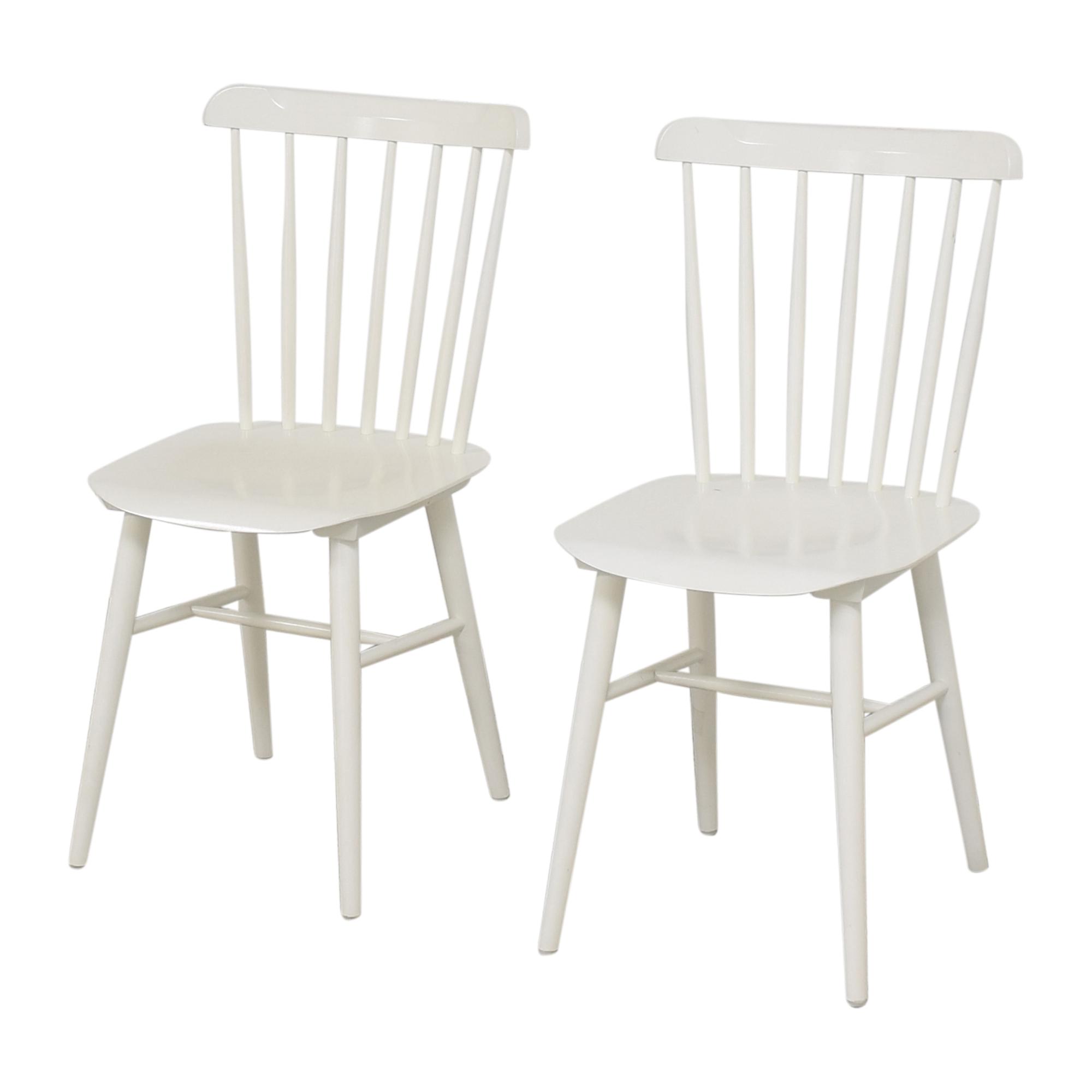 Design Within Reach Design Within Reach Salt Side Chairs price
