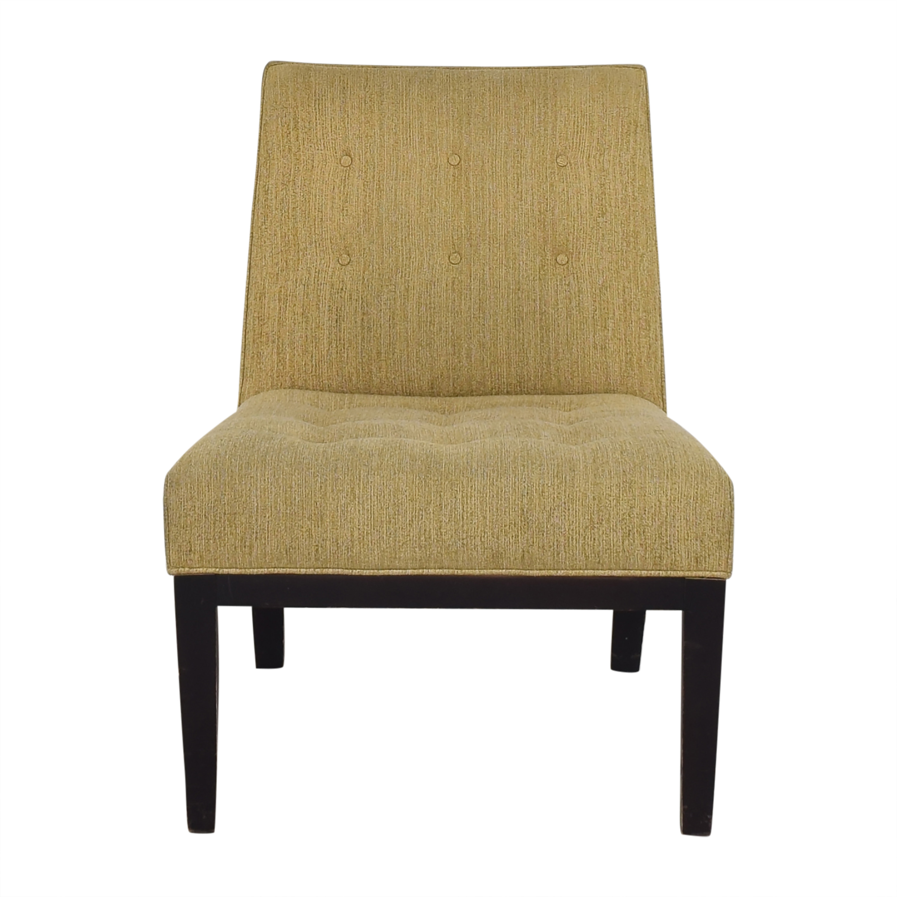 Room & Board Room & Board Tufted Slipper Chair ct