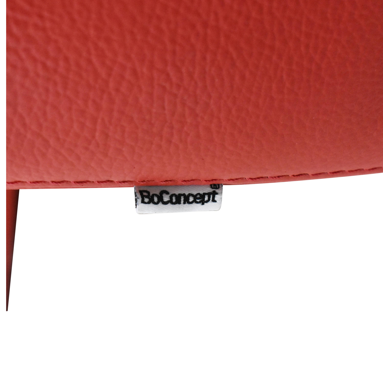 BoConcept BoConcept Mezzo Chaise Sectional Sofa and Ottoman ct