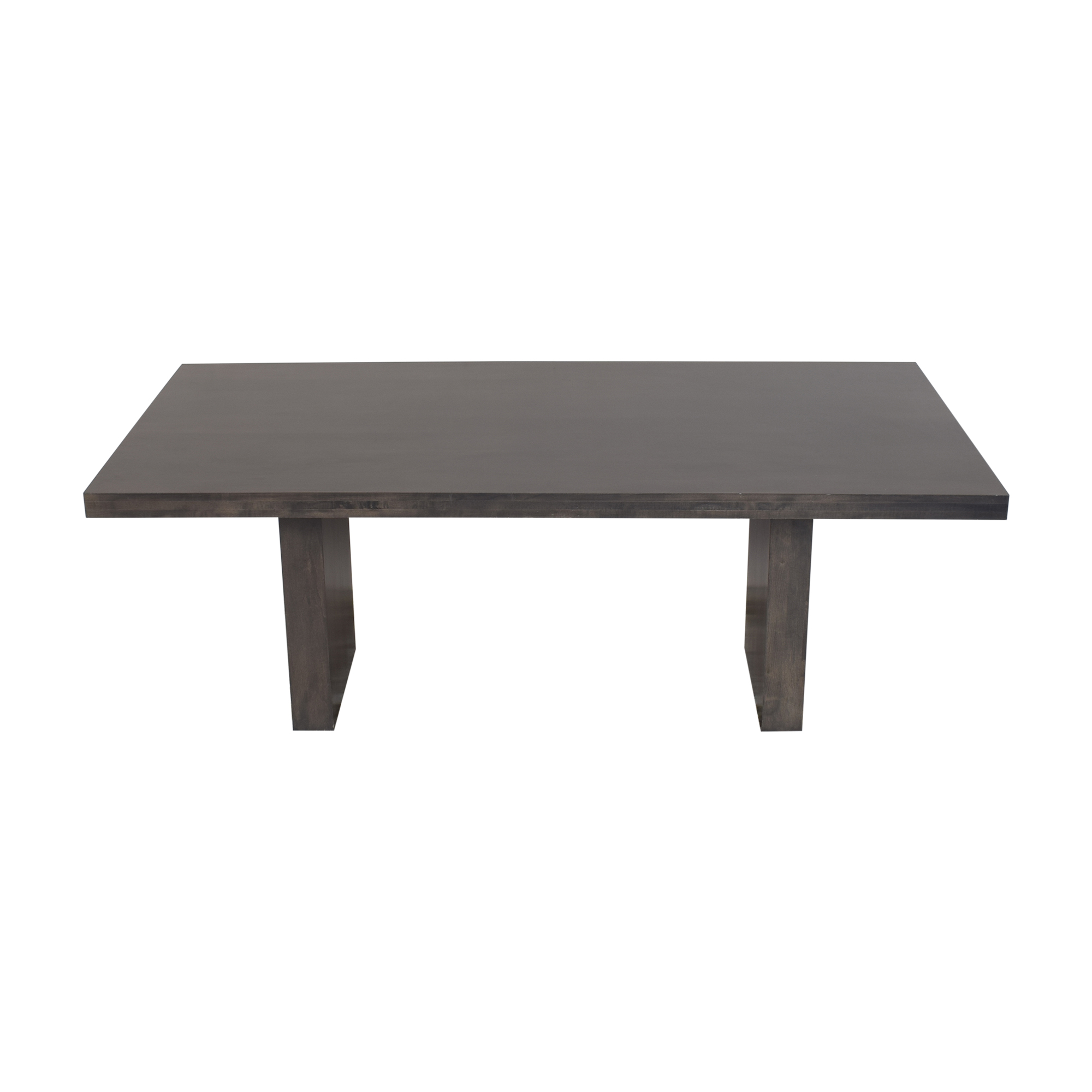 Bloomingdale's Double Pedestal Dining Table sale
