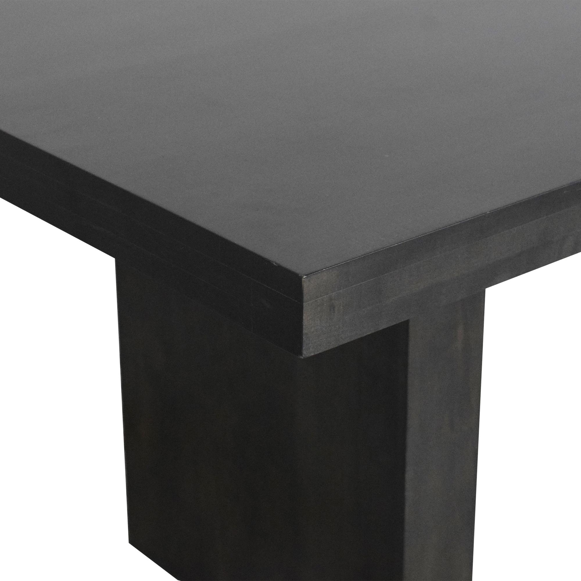 Bloomingdale's Bloomingdale's Double Pedestal Dining Table Tables
