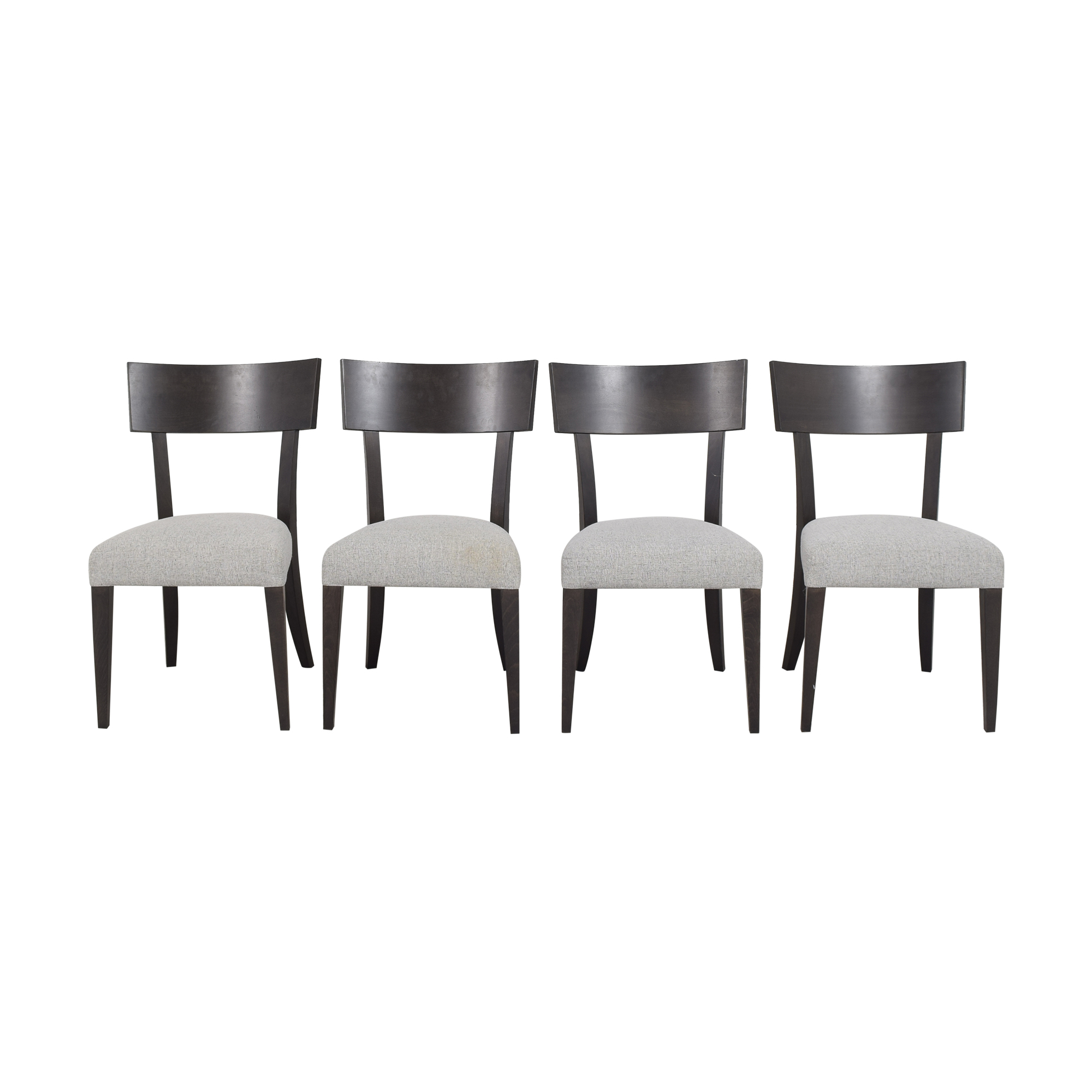 shop Saloom Peter Francis Dining Side Chairs Saloom Chairs