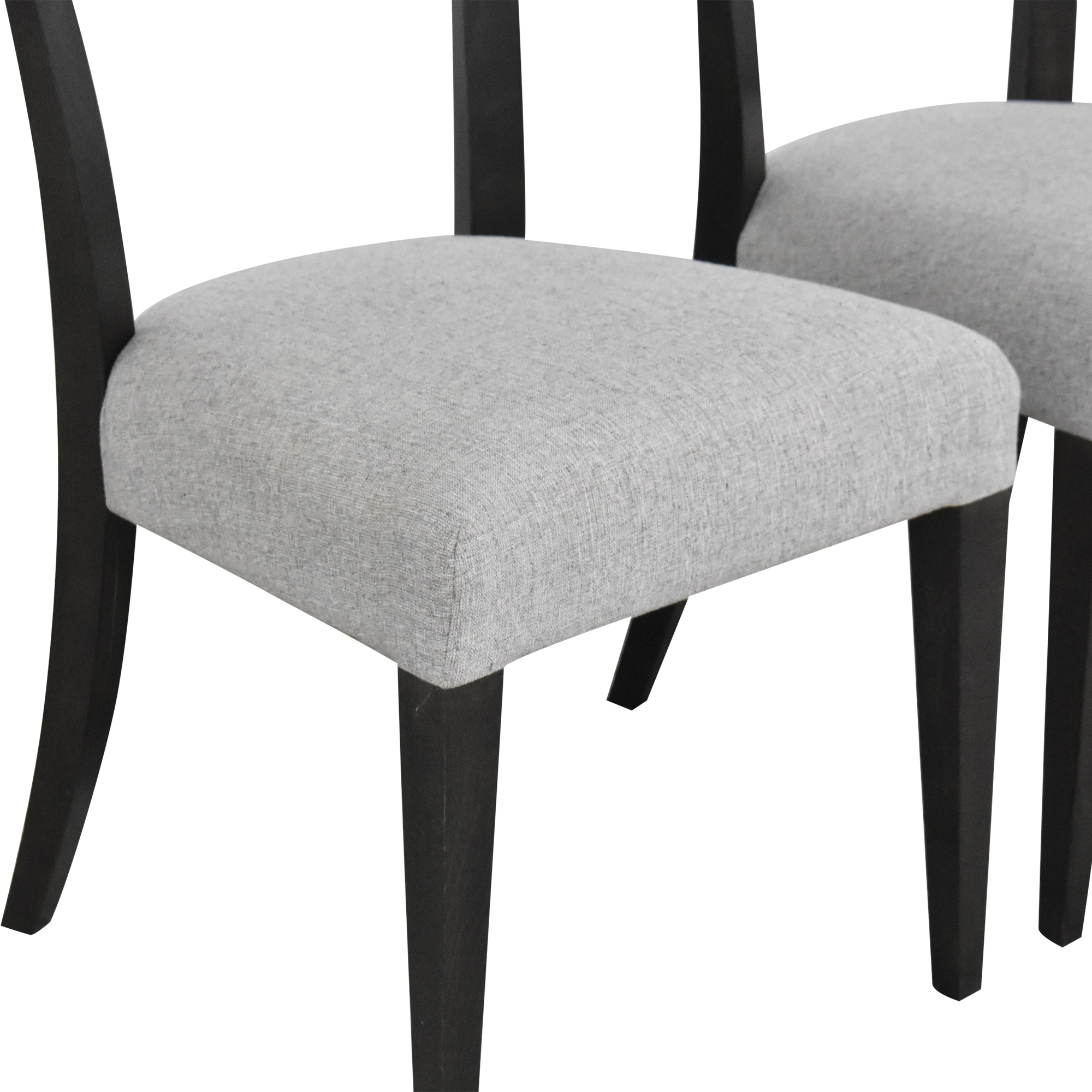 Saloom Saloom Peter Francis Dining Side Chairs for sale