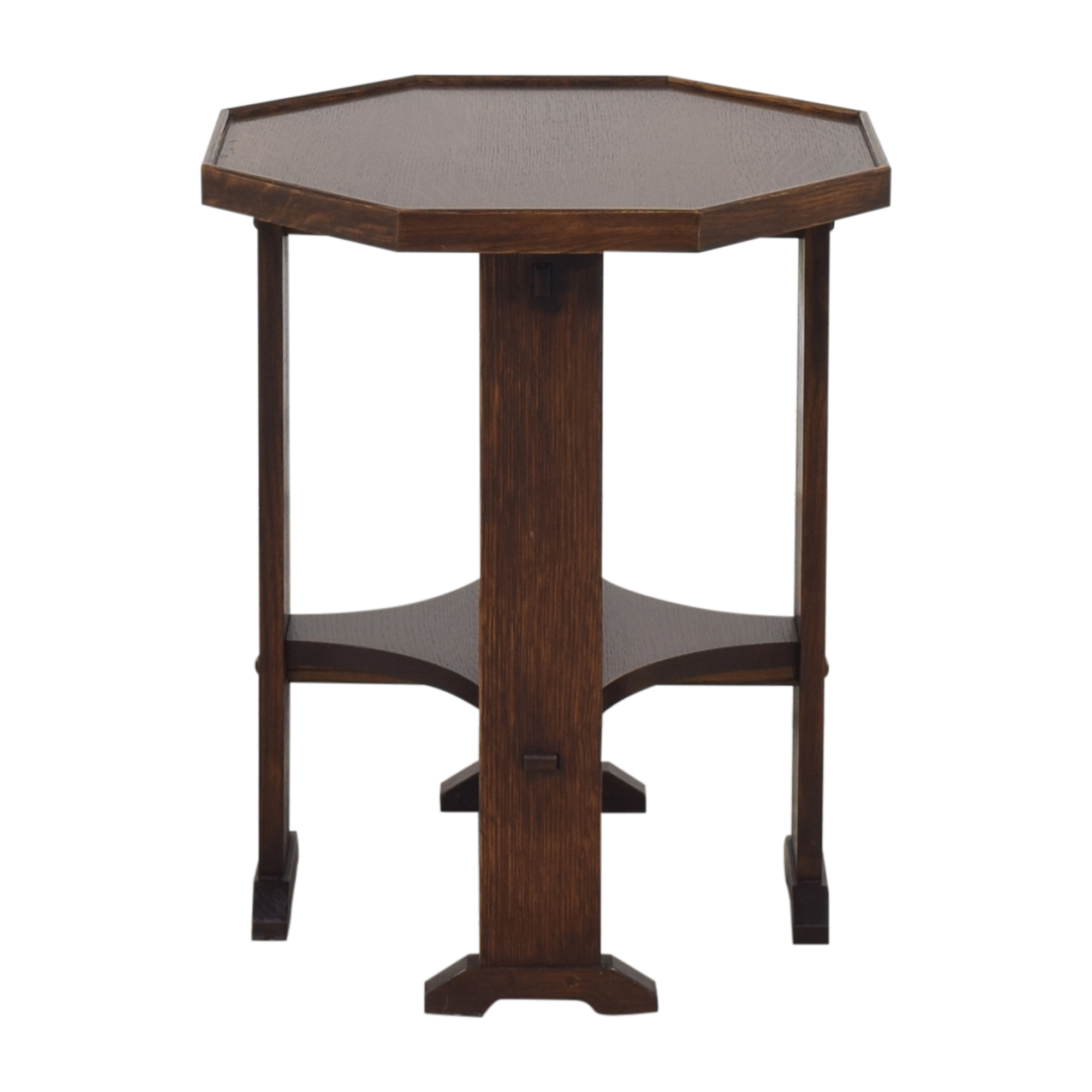buy Stickley Furniture Hexagonal Side Table Stickley Furniture Tables