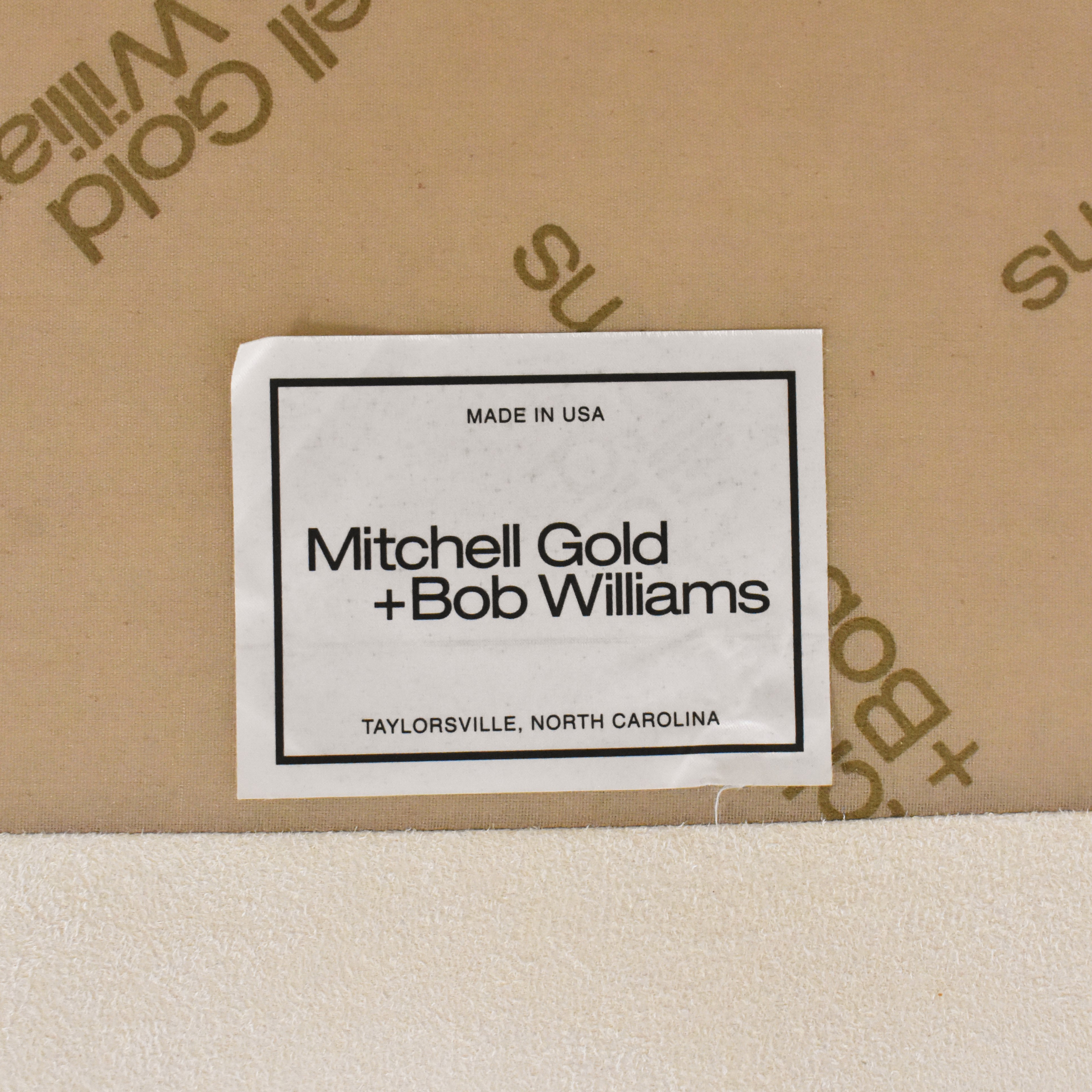 buy Mitchell Gold + Bob Williams Clifton Chaise Sectional Sofa Mitchell Gold + Bob Williams Sofas