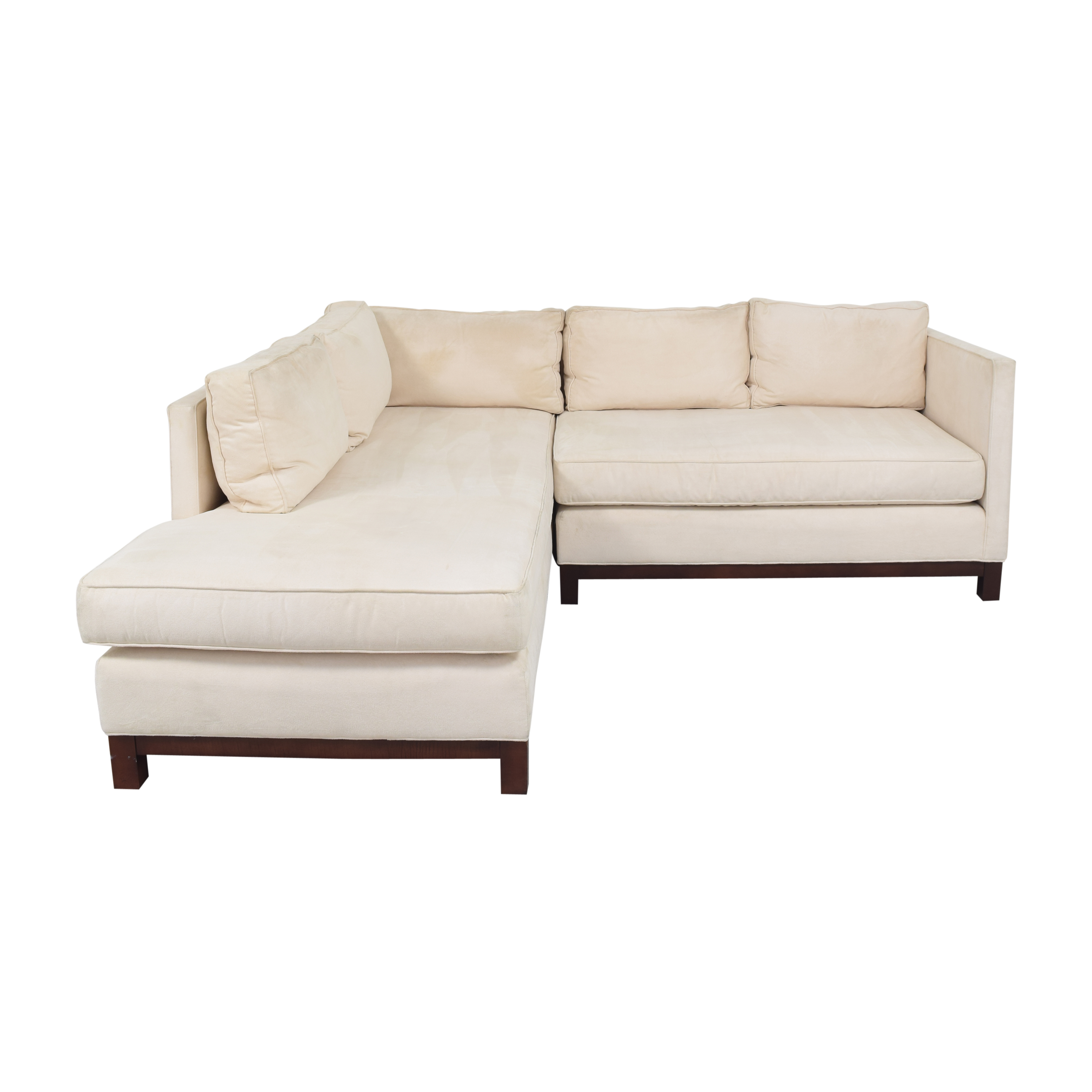 Mitchell Gold + Bob Williams Mitchell Gold + Bob Williams Clifton Chaise Sectional Sofa pa
