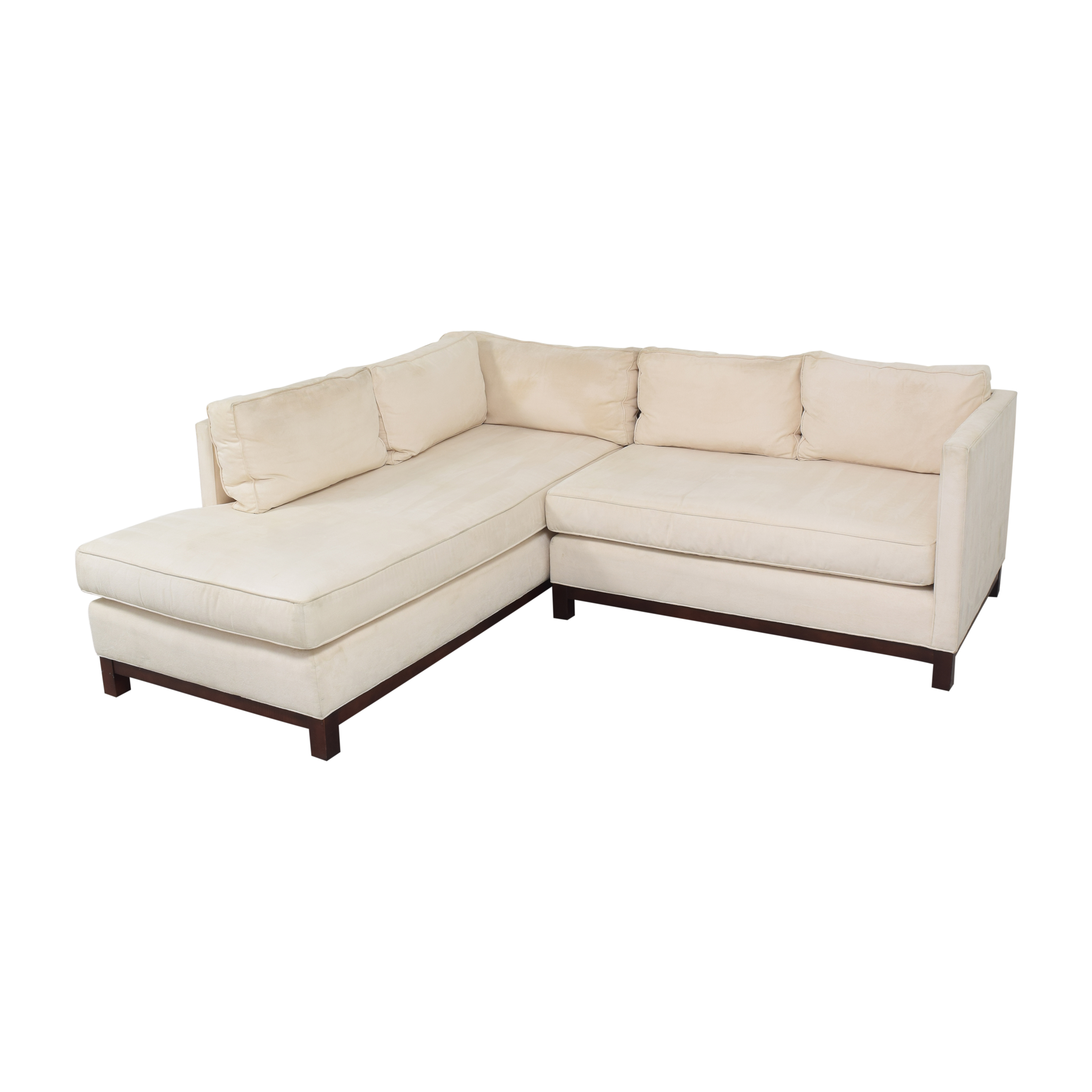 Mitchell Gold + Bob Williams Mitchell Gold + Bob Williams Clifton Chaise Sectional Sofa on sale