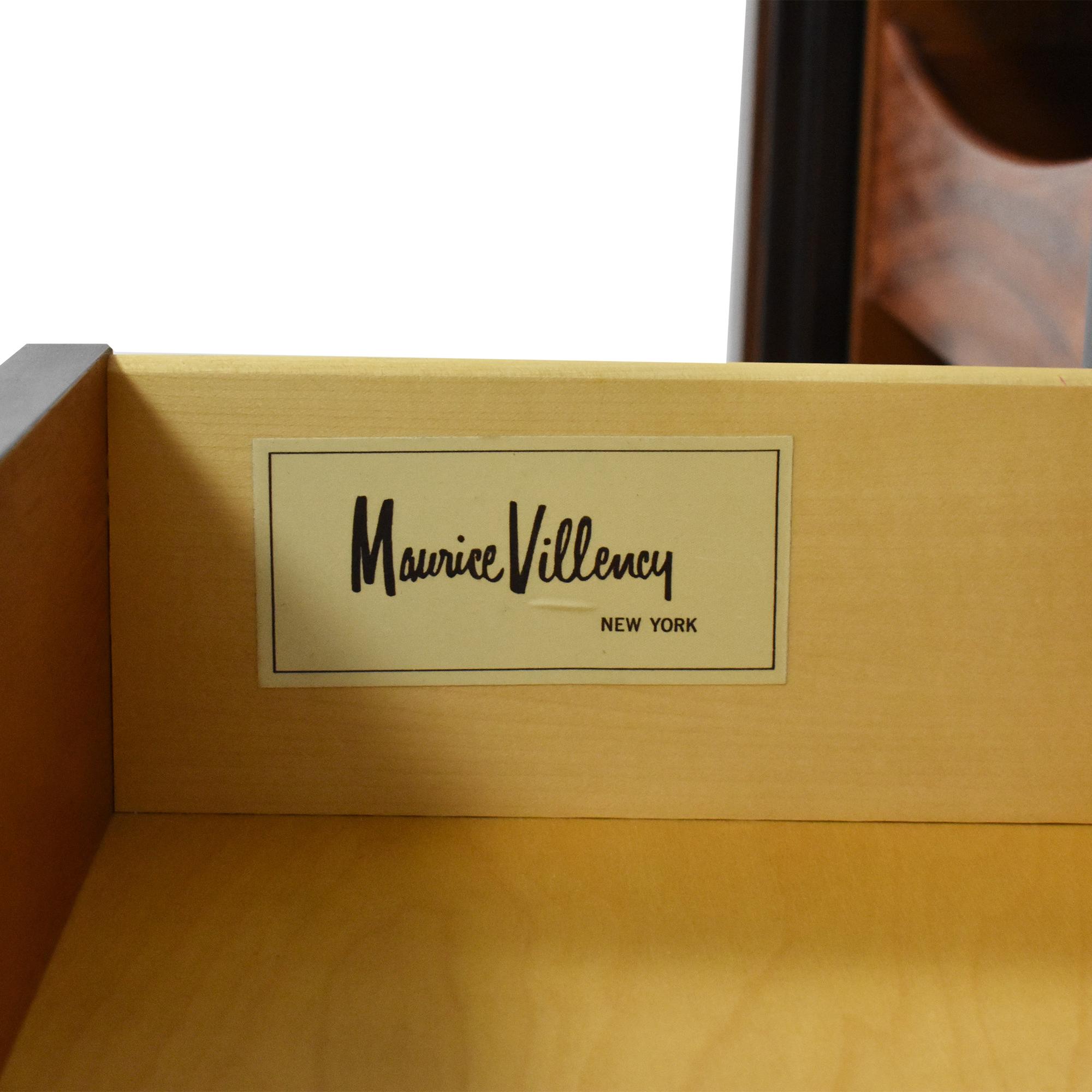 Maurice Villency Maurice Villency Danish Triple Credenza Cabinets & Sideboards