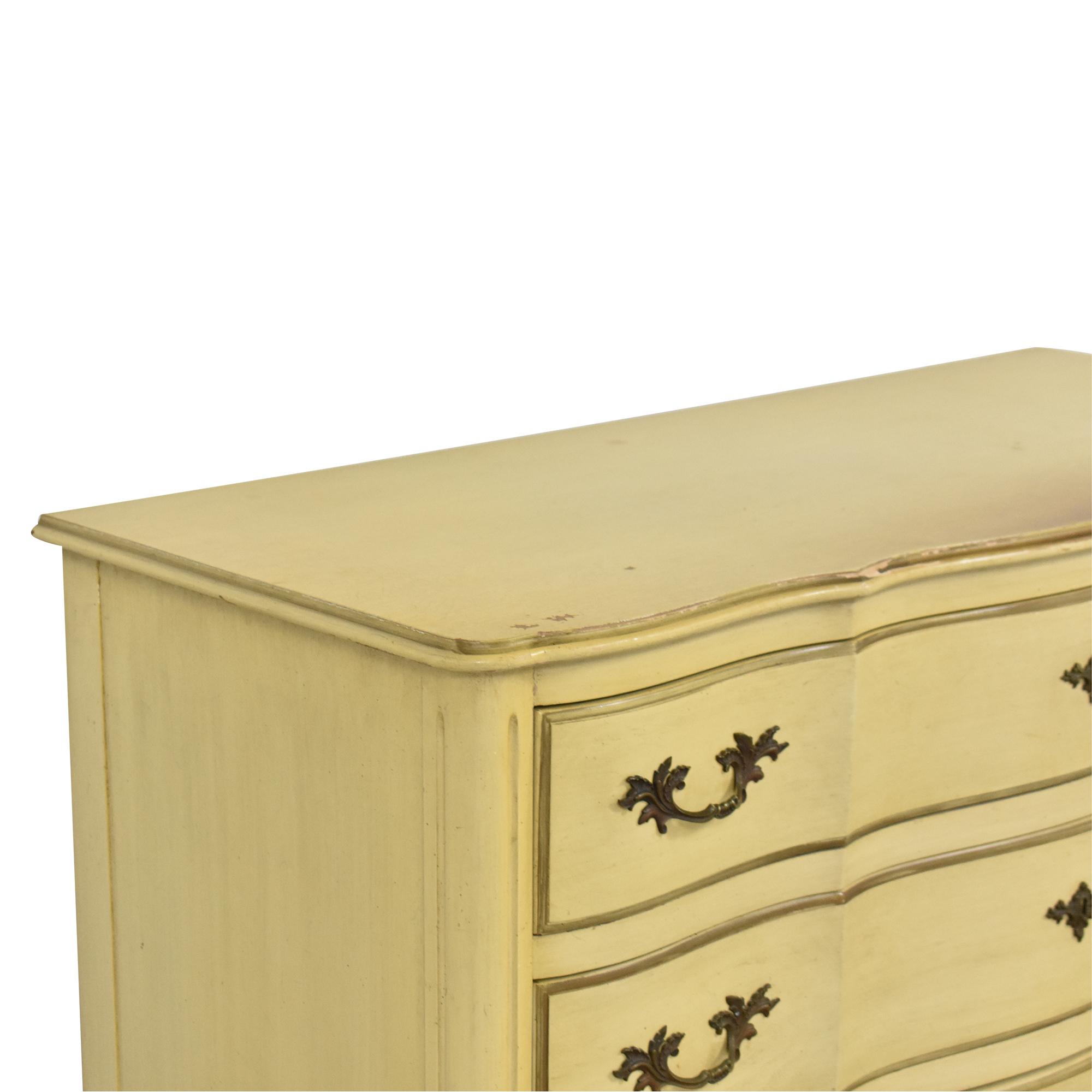 buy French-Style Three Drawer Dresser