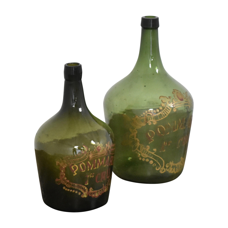 shop Antique Wine Jugs  Decor