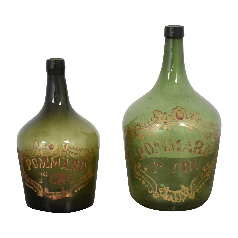 Antique Wine Jugs ma