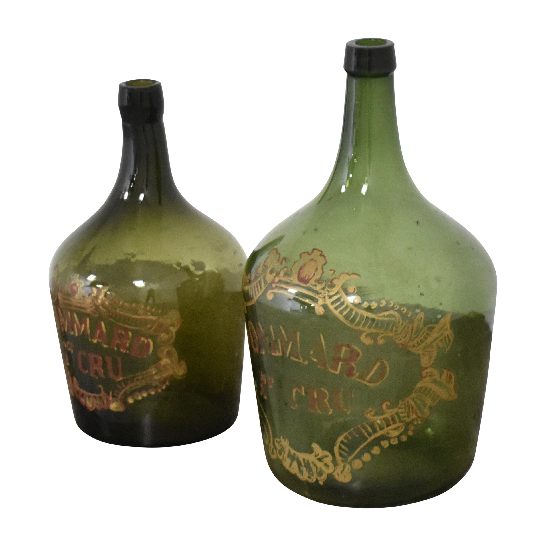 Antique Wine Jugs