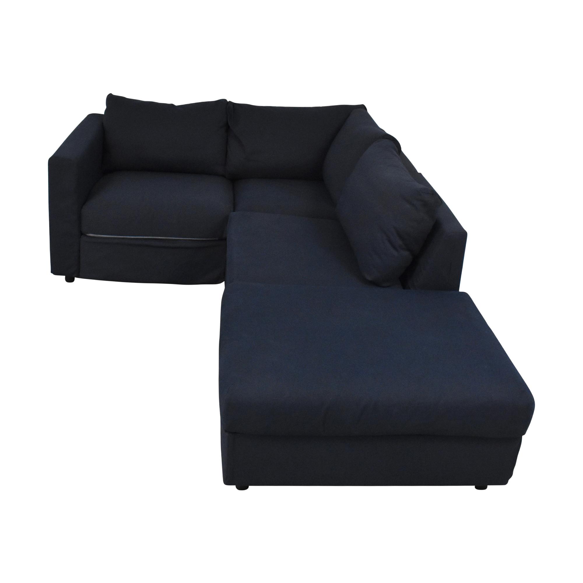 IKEA IKEA VIMLE Sectional Sofa nj