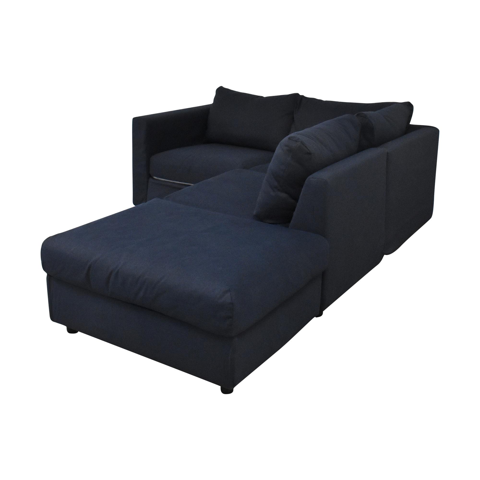 IKEA VIMLE Sectional Sofa sale