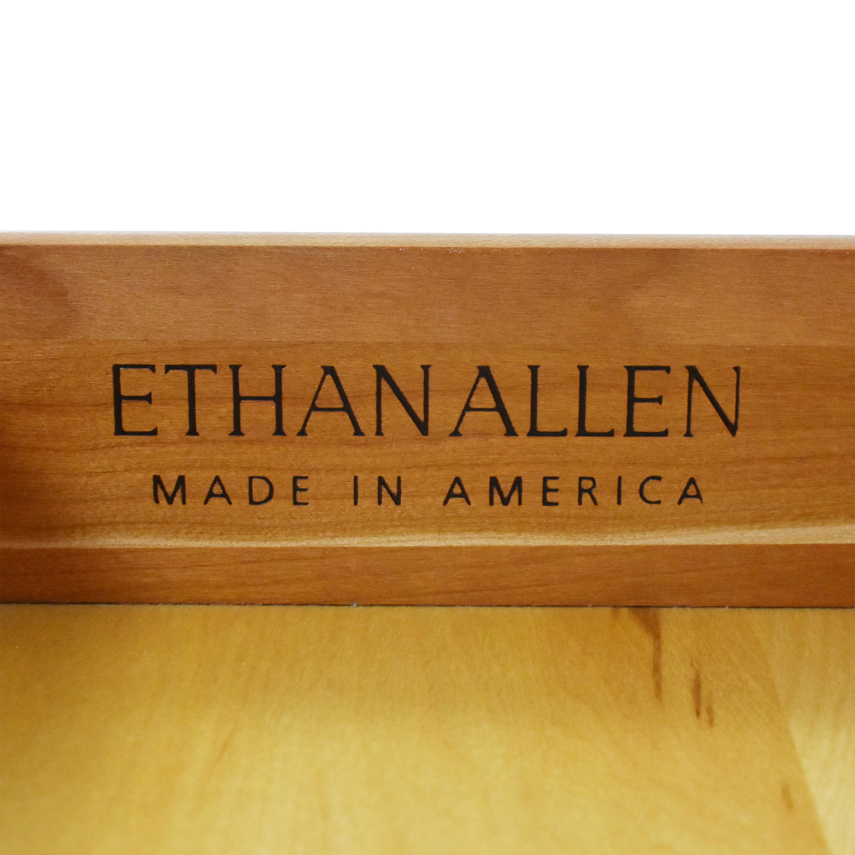 Ethan Allen Ethan Allen Georgian Court Sofa Table nj