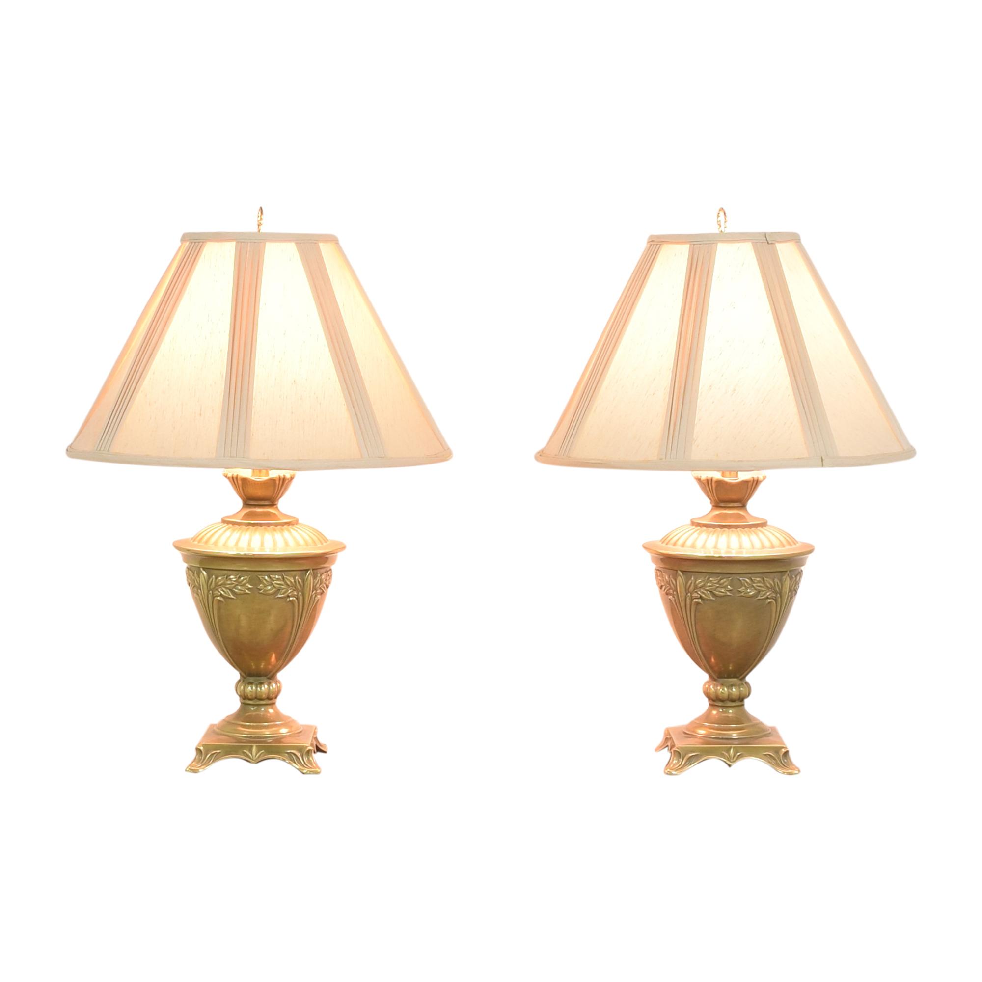 buy Ethan Allen Urn Table Lamps Ethan Allen Decor