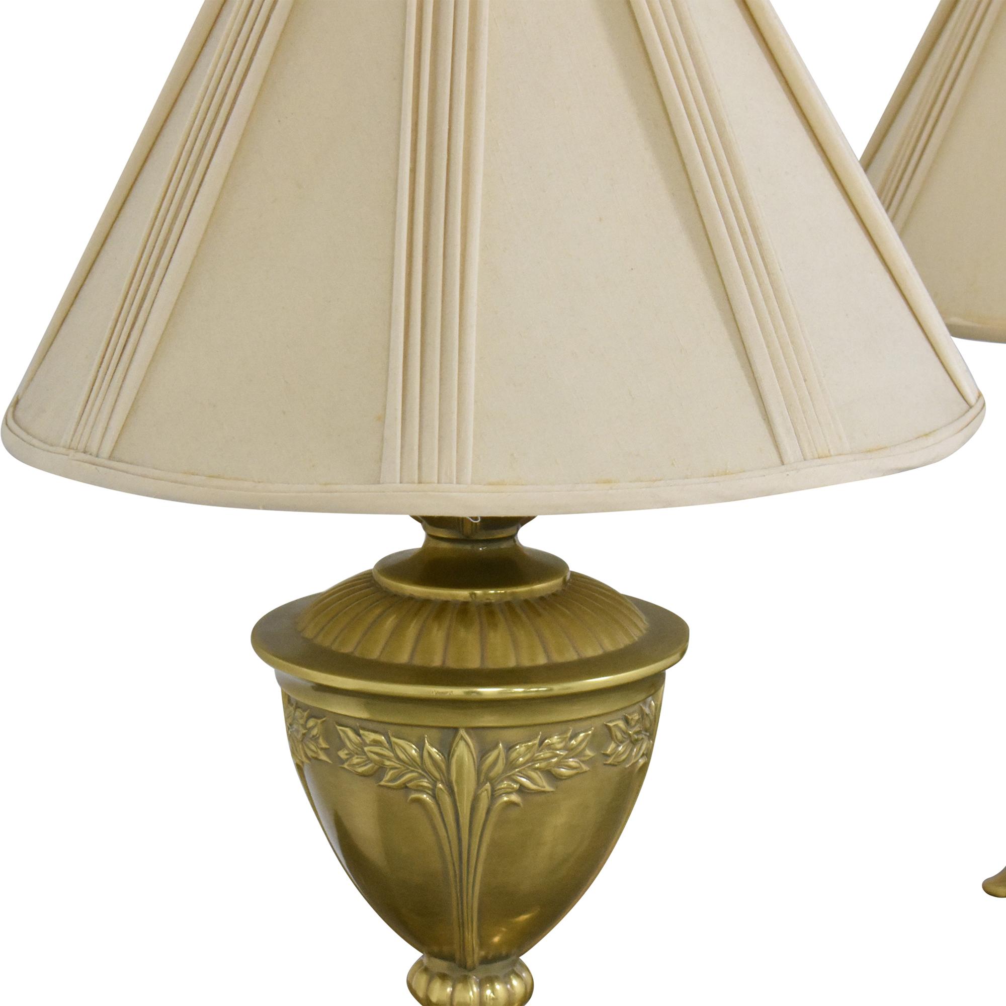 Ethan Allen Ethan Allen Urn Table Lamps second hand