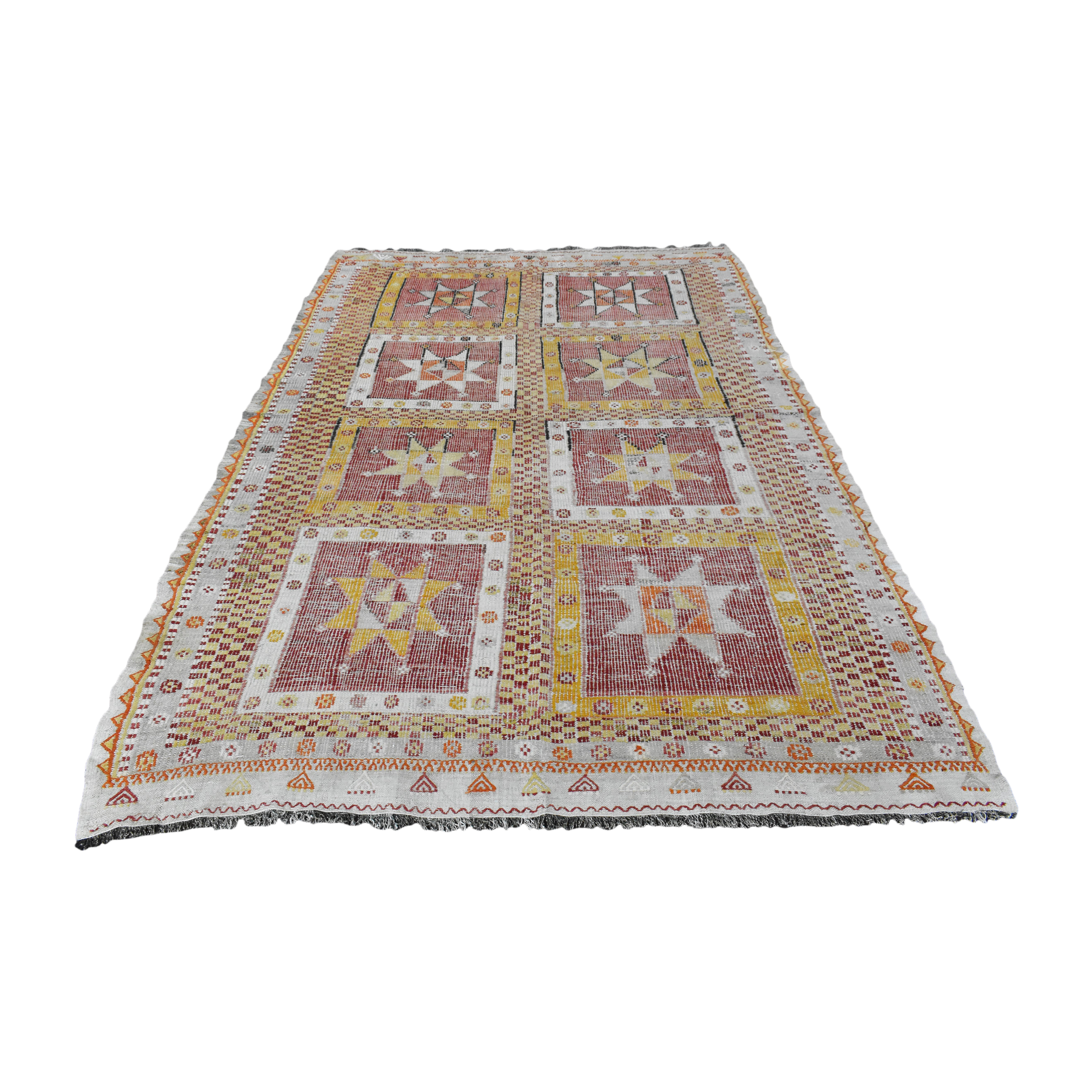 Double Knot Kilim Rug Double Knot