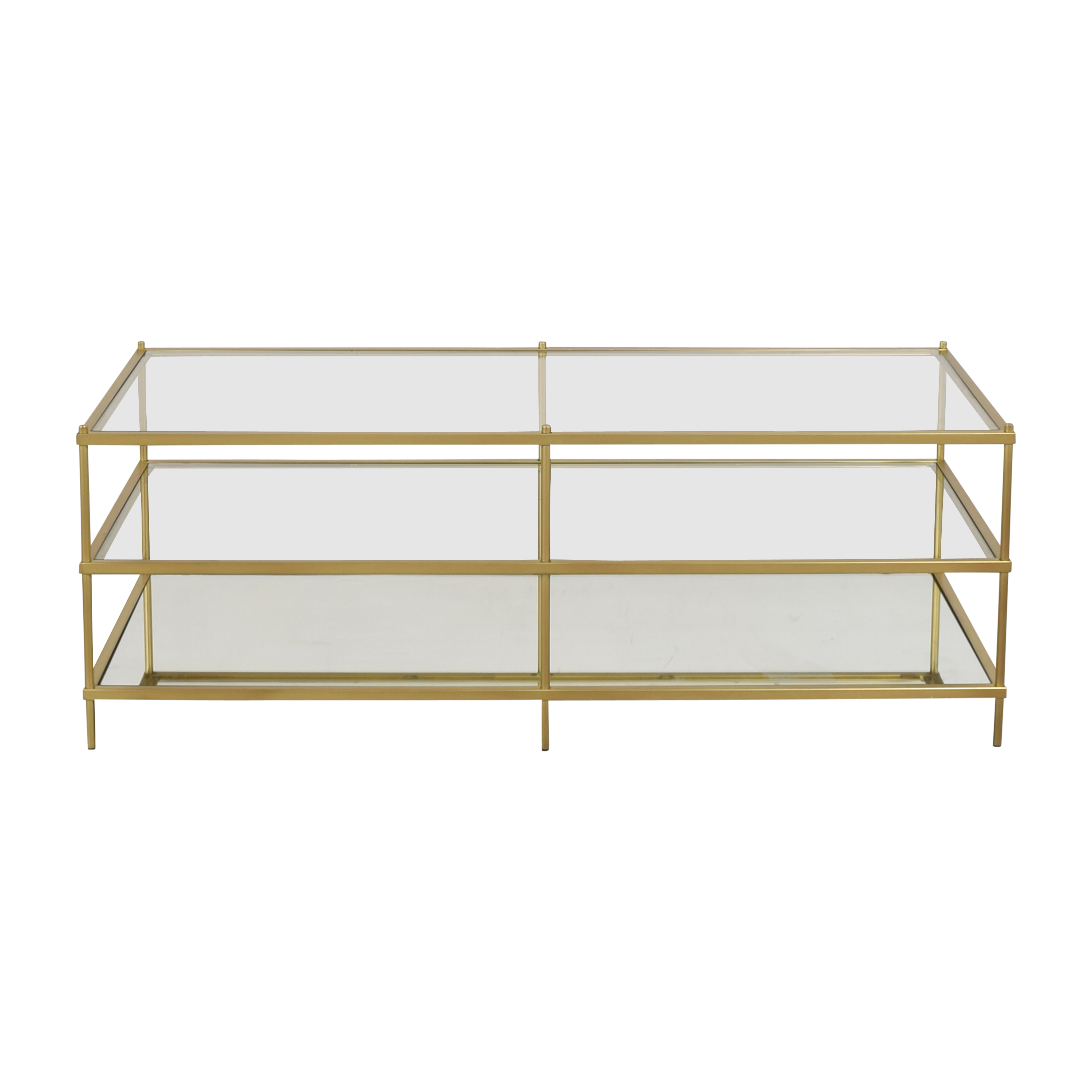 West Elm West Elm Terrace Coffee Table ma