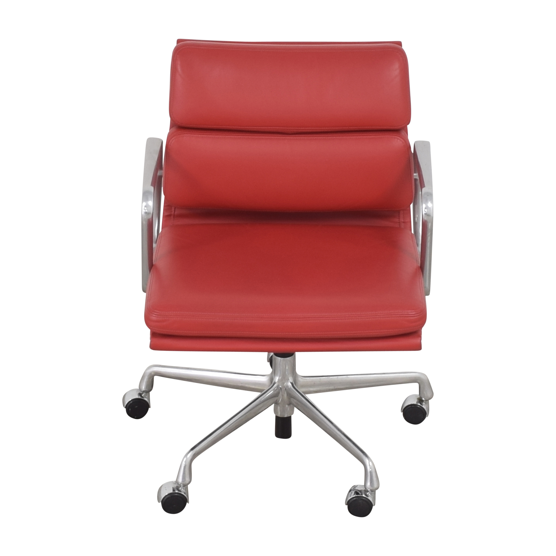 buy Herman Miller Eames Soft Pad Management Chair Herman Miller
